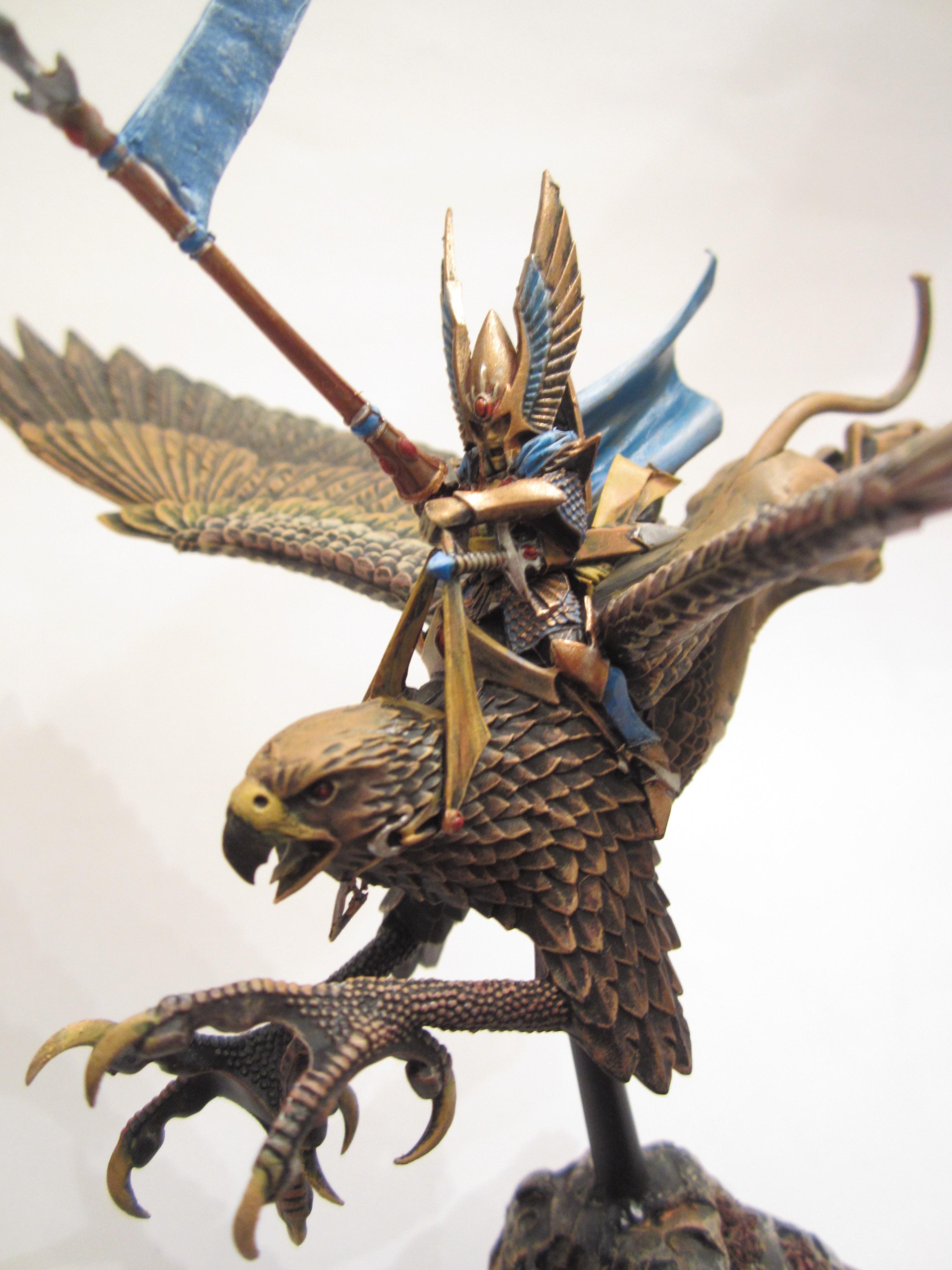Conversion, High Elves, Orks, Warhammer 40,000, Warhammer Fantasy