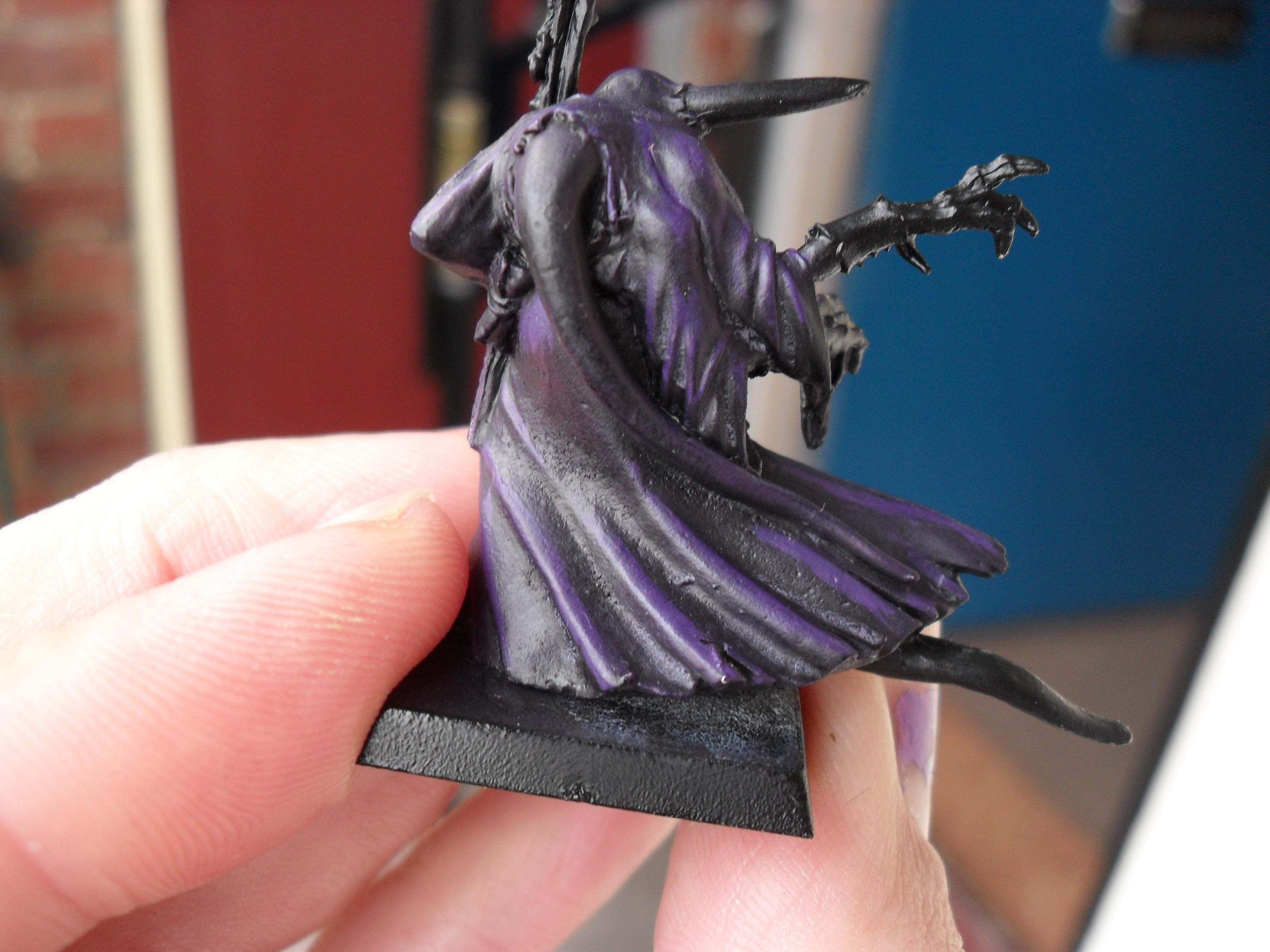 Limited edition chaos sorcerer Death lore WiP 2
