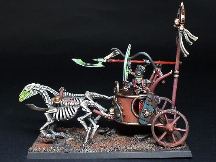 Chariot, Tomb Kings