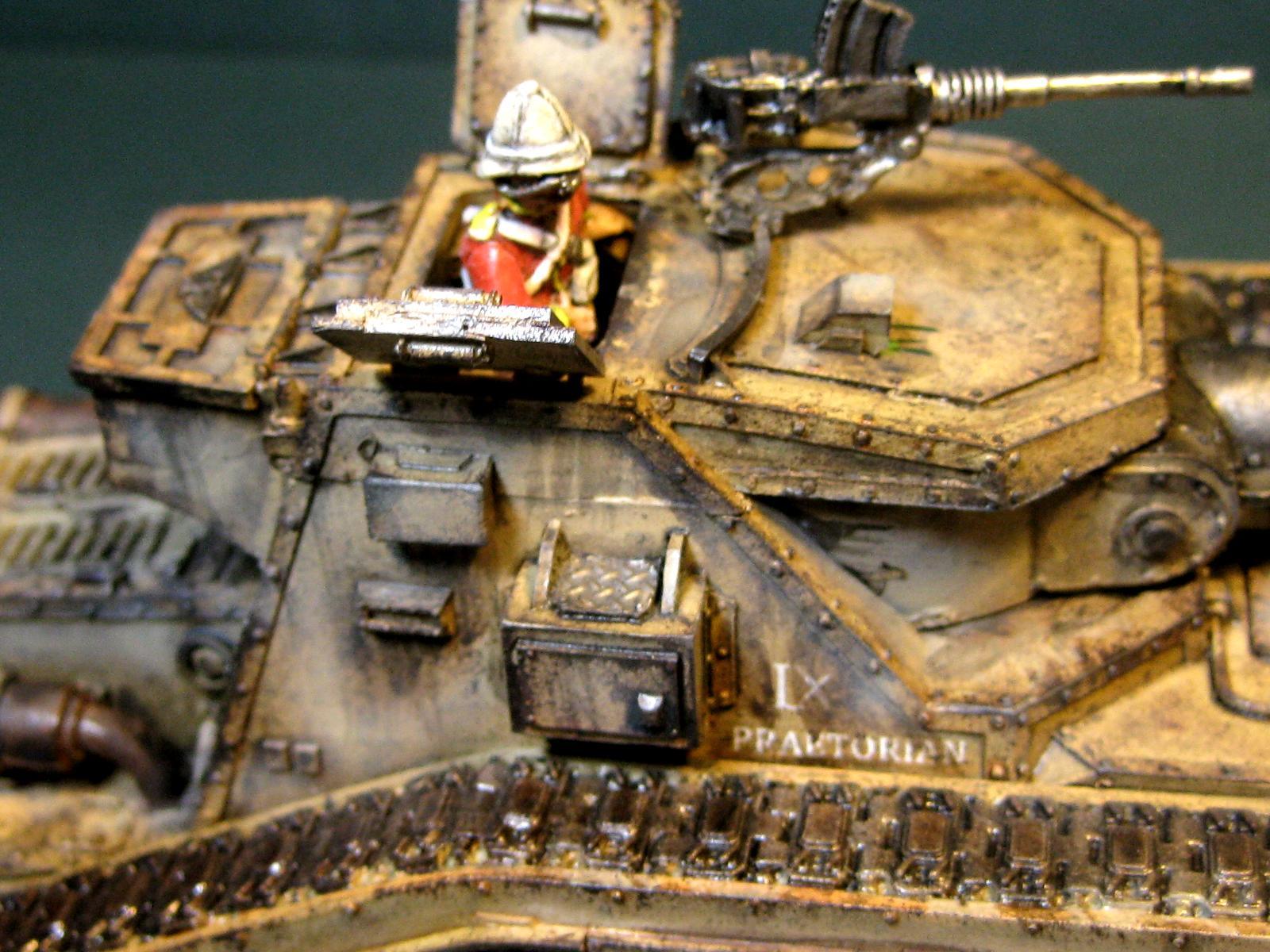 Guard, Imperial, Malcador, Praetorians, Tank