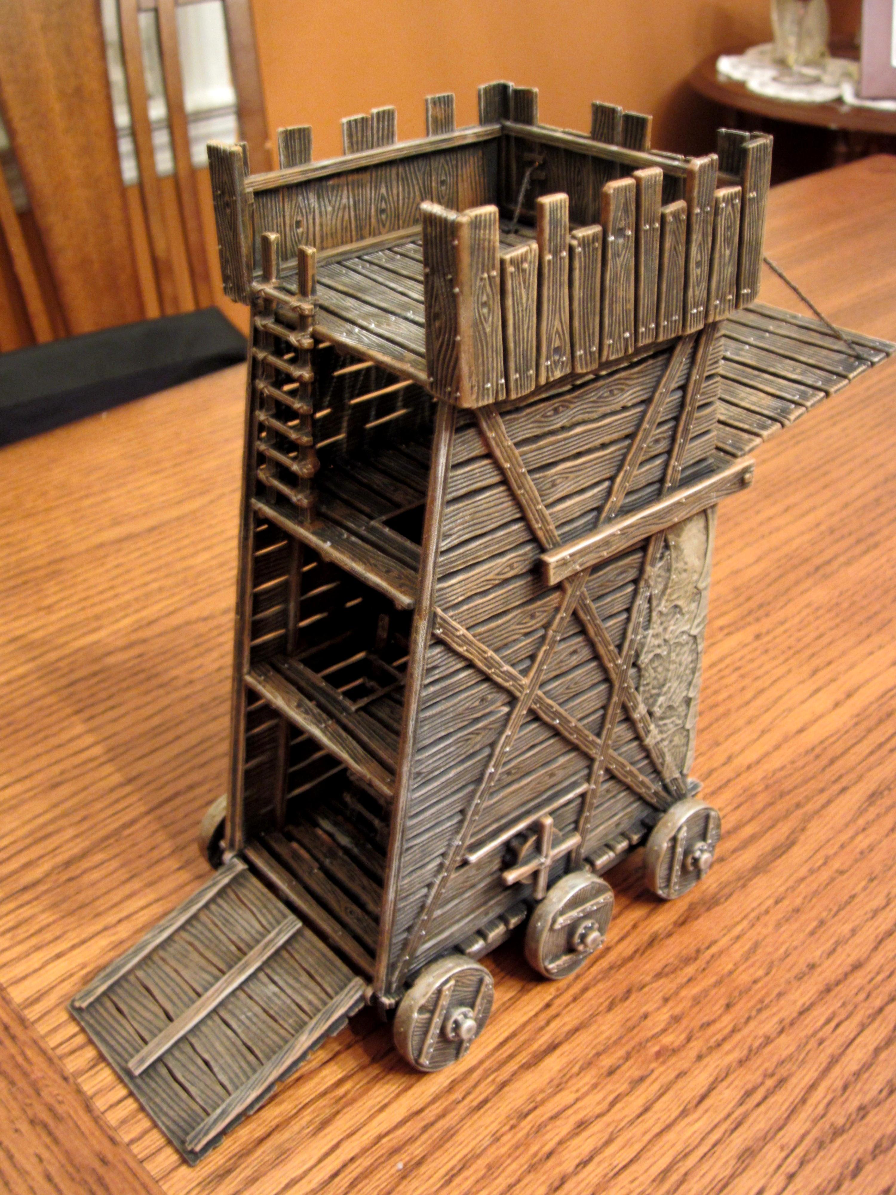 Warhammer Fantasy, Warhammer siege tower #1