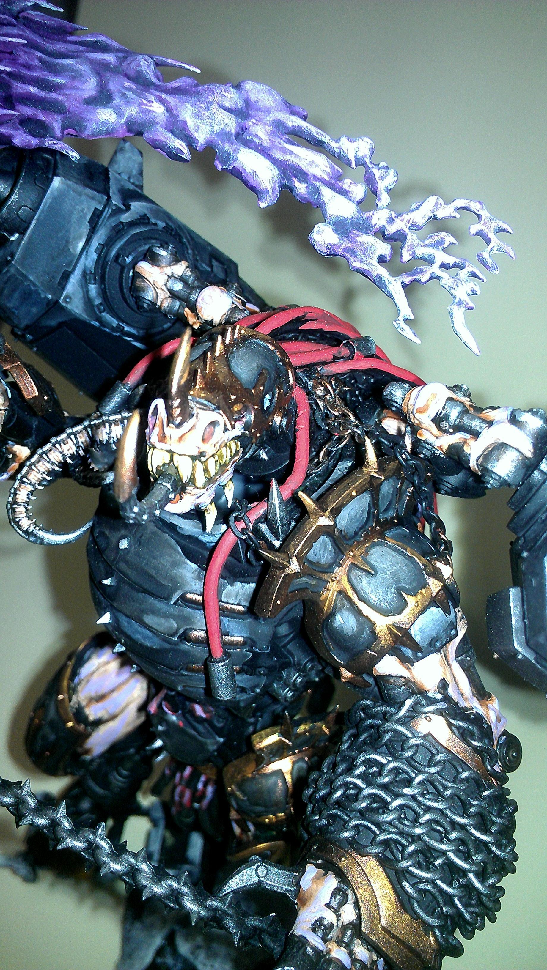 Thanatos Rex! Face!