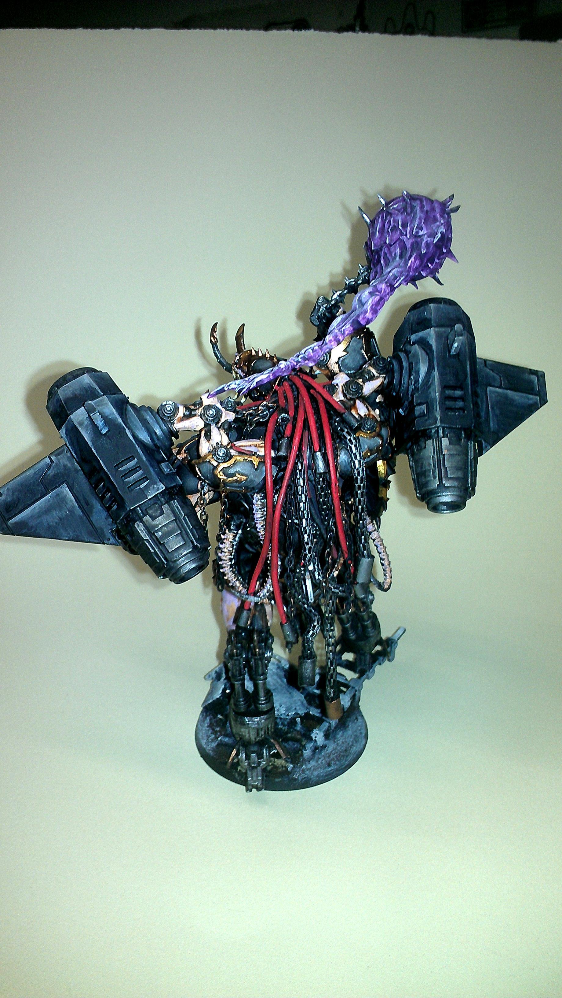 Thanatos Rex! Back