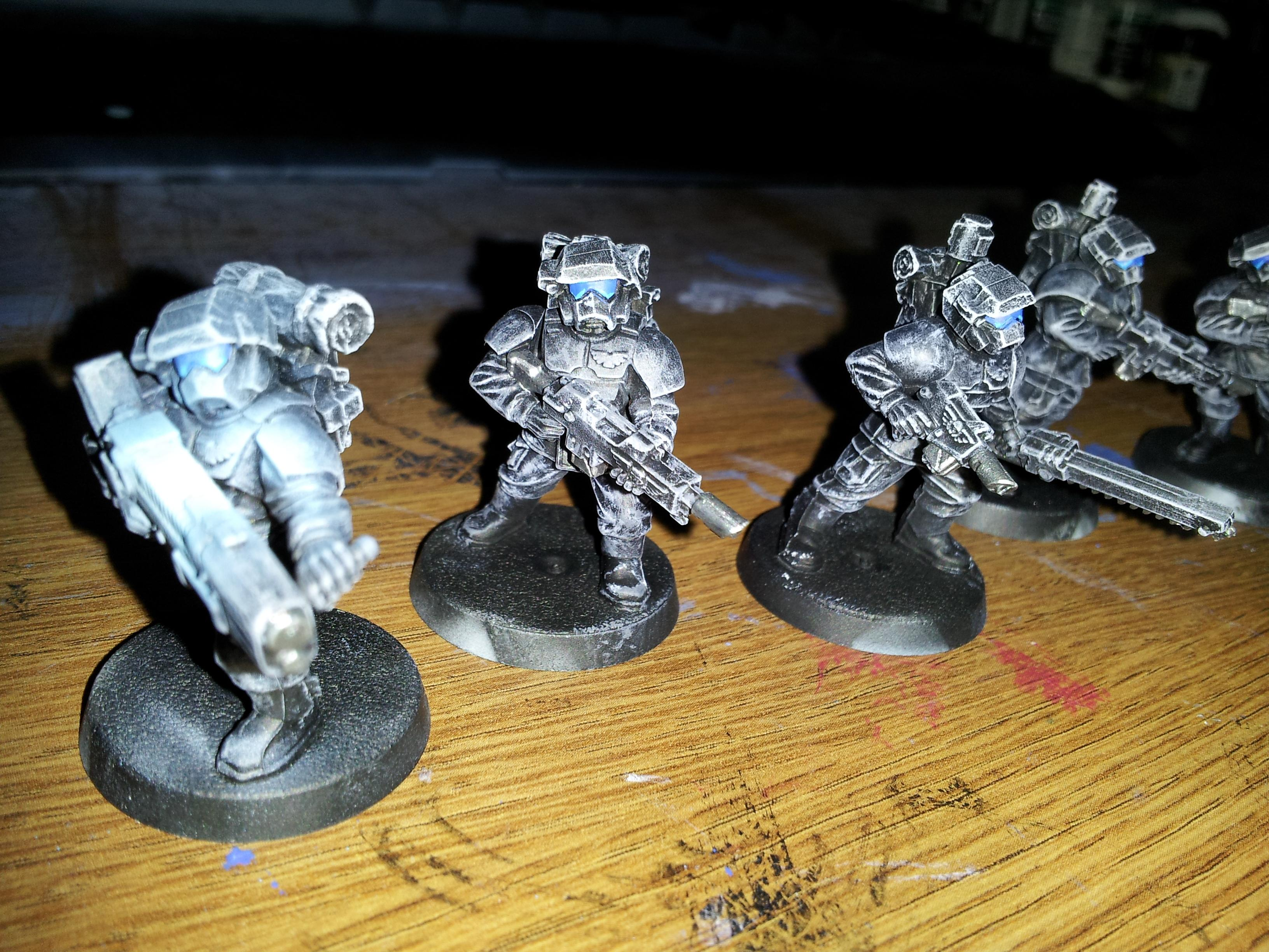 Imperial Guard, Plasma