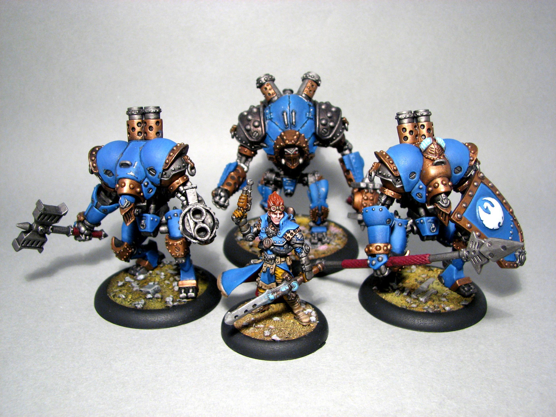 Battle Box, Battlebox, Cygnar, Warmachine