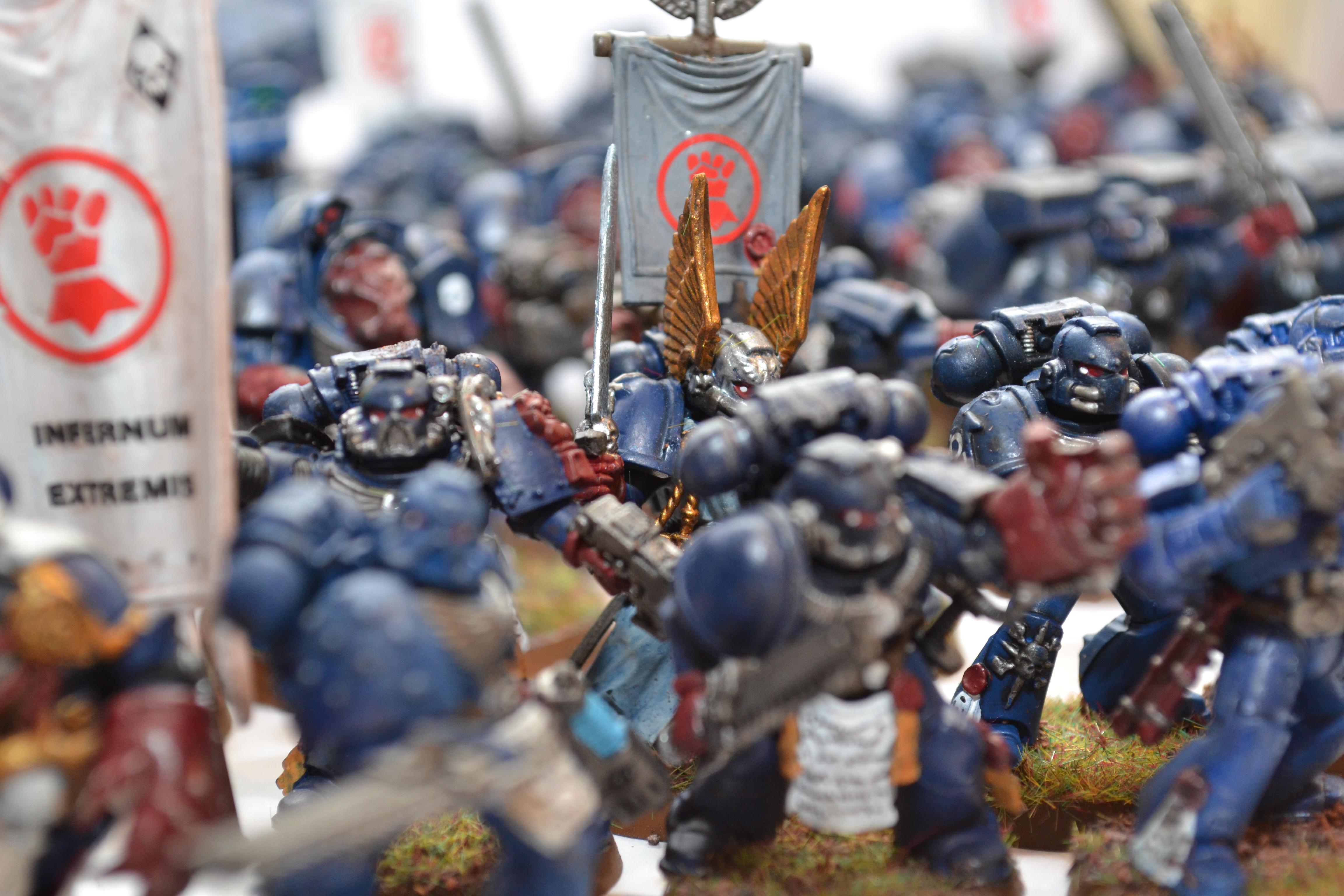 Crimson Fists, Forward the Champion
