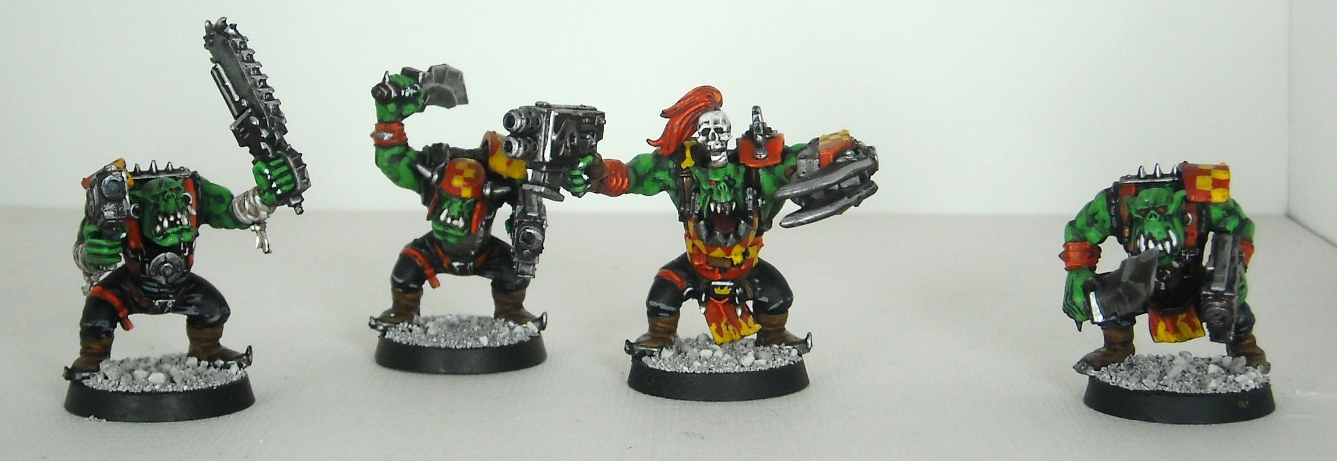 Not done with Orks Yet