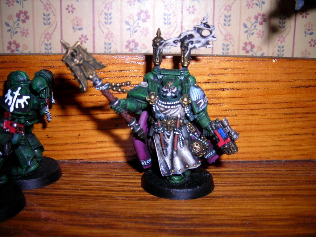 Dark Vengeance Chaplain