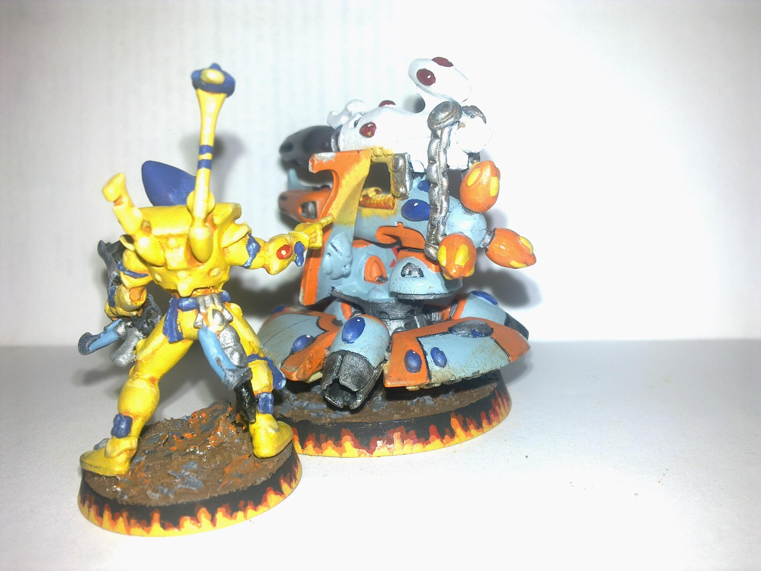 Eldar, Heavy Weapon Platform, Warhammer 40,000