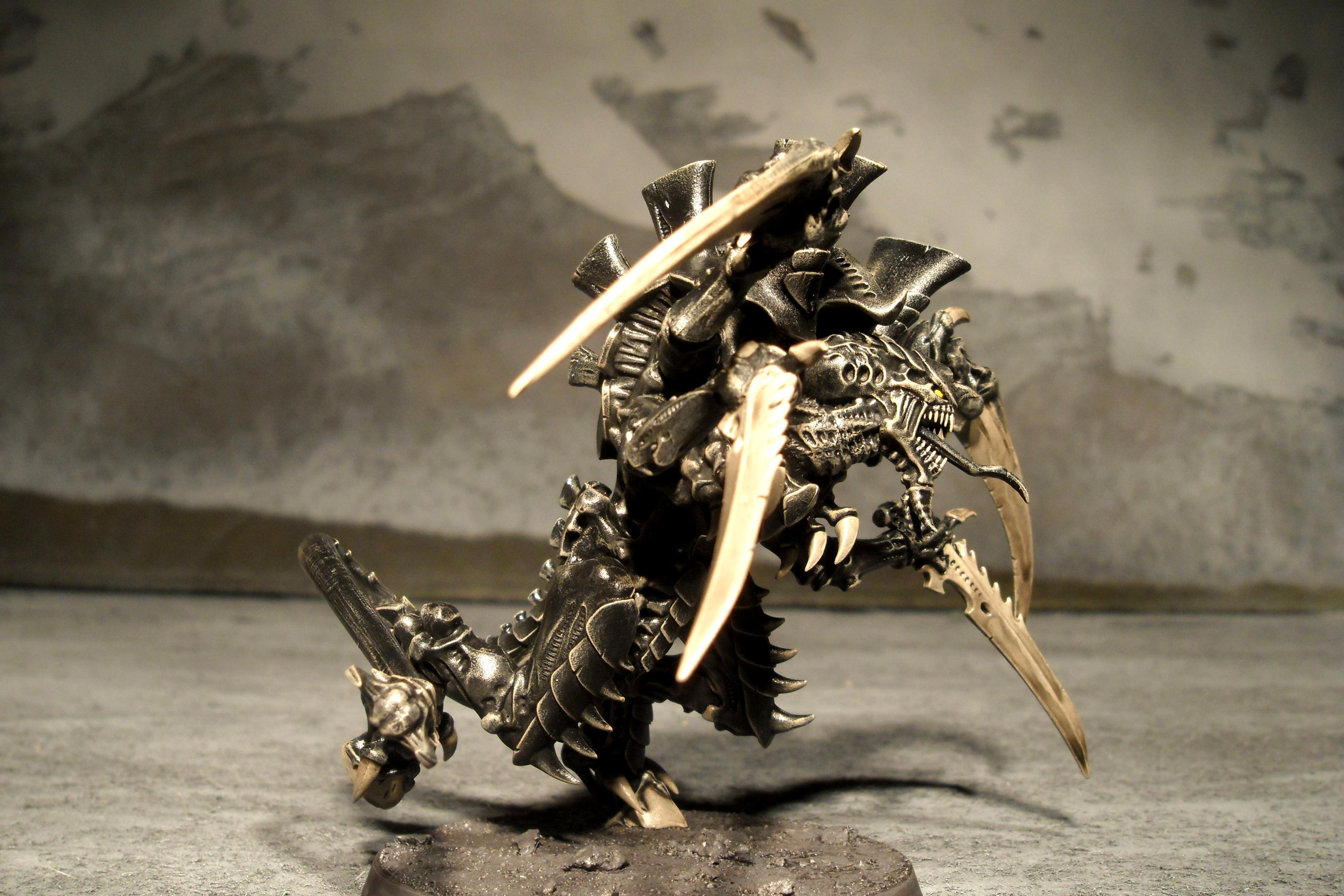 Genestealer, Hive Tyrant, Swarm, Swarmlord, Tyranids, Warhammer 40,000