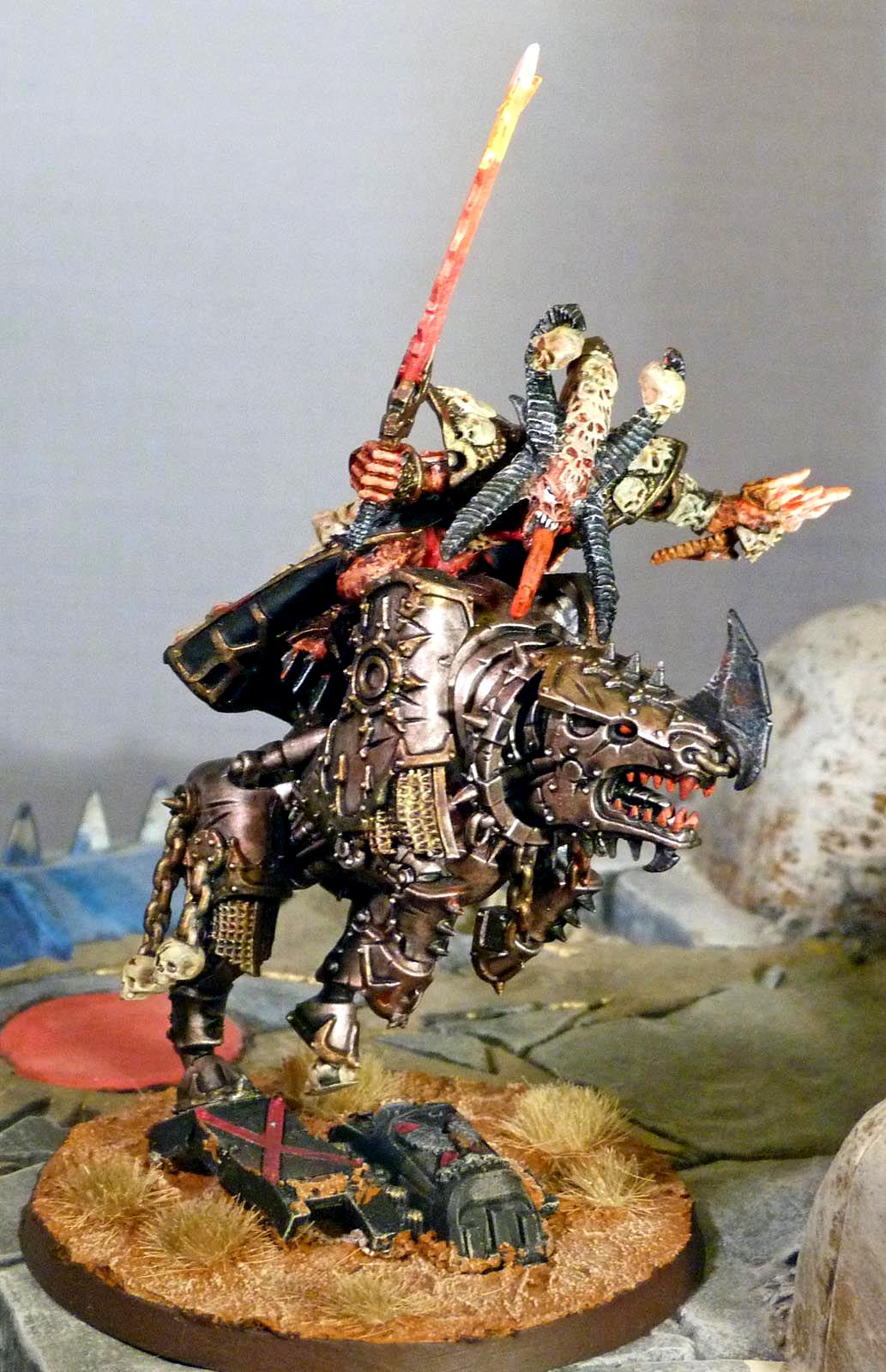 Daemons, Kirasu, Warhammer 40,000
