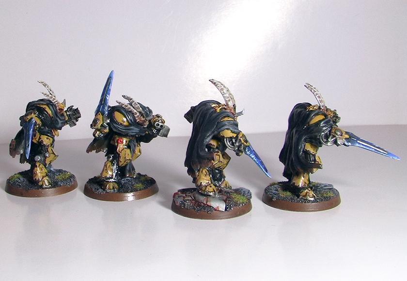 Armor, Bestigors, Guards, Space, Space Marines, Terminator Armor, Warhammer 40,000, Wolf, Wolves