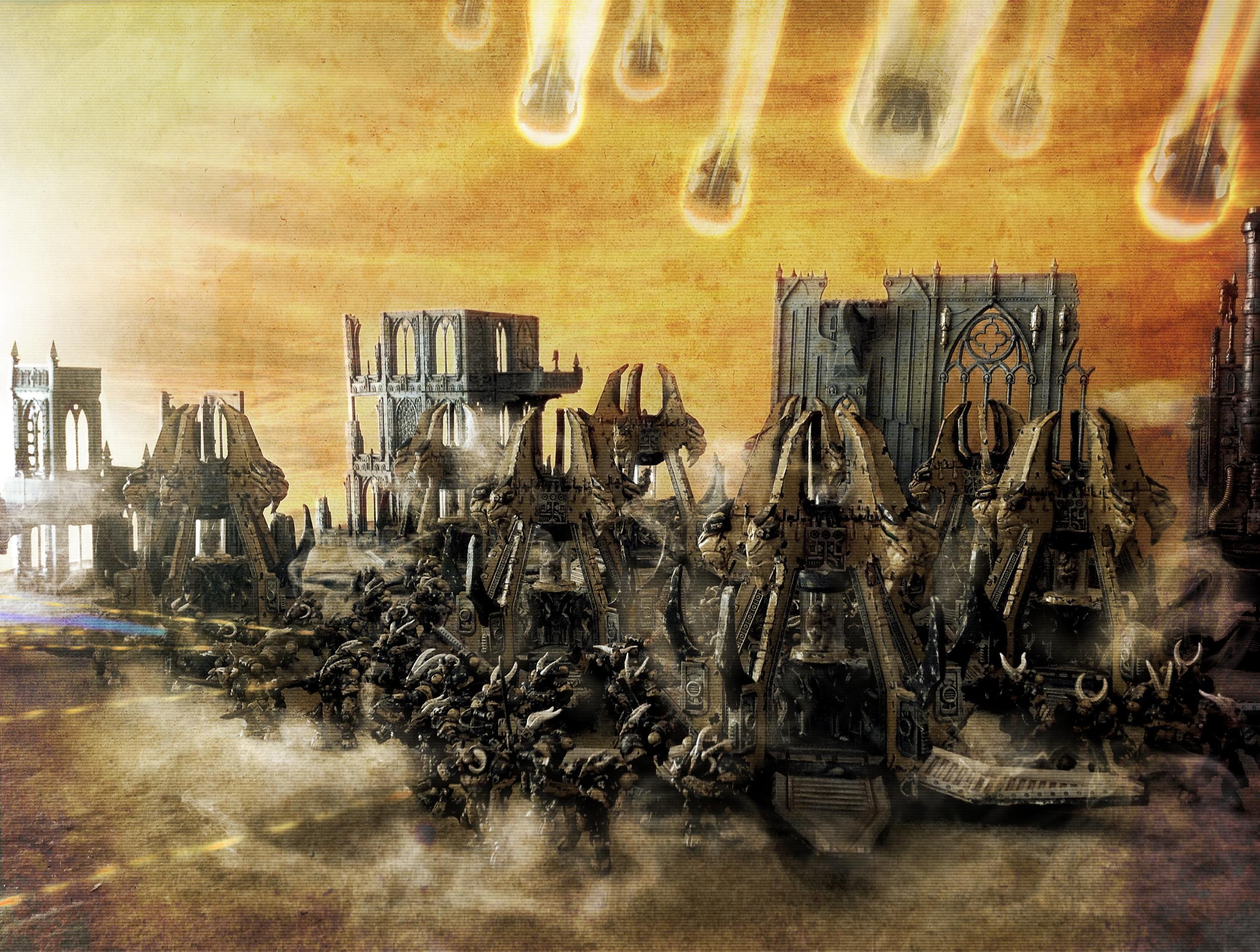 Army, Beast, Beastmen, Deep, Drop, Grey, Hunters, Metal, Pod, Space, Space Marines, Squad, Strike, Tactical, Warhammer 40,000, Wolf, Wolves