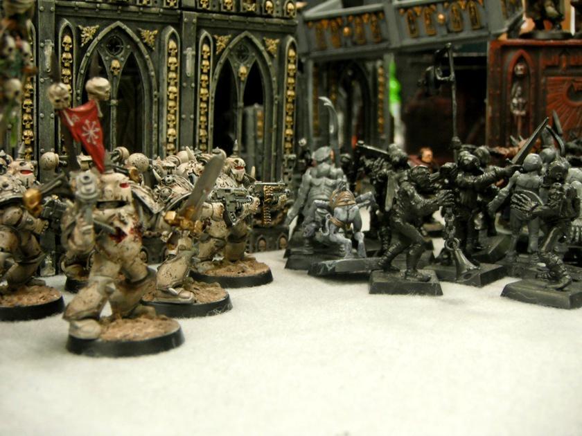 Halloween, Warhammer 40,000, Zombie