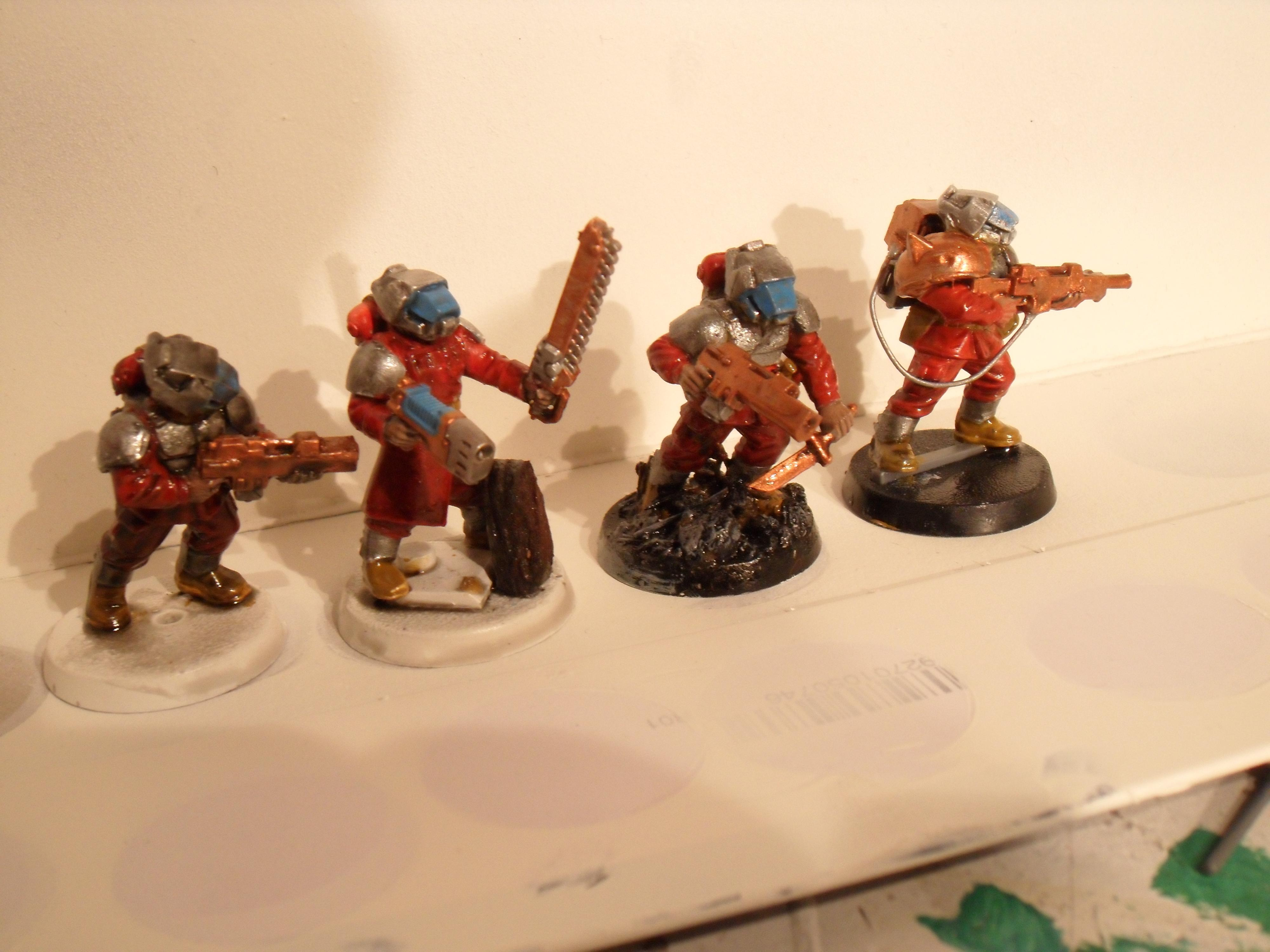2nd, Guard, Imperial, Volran, Warhammer 40,000