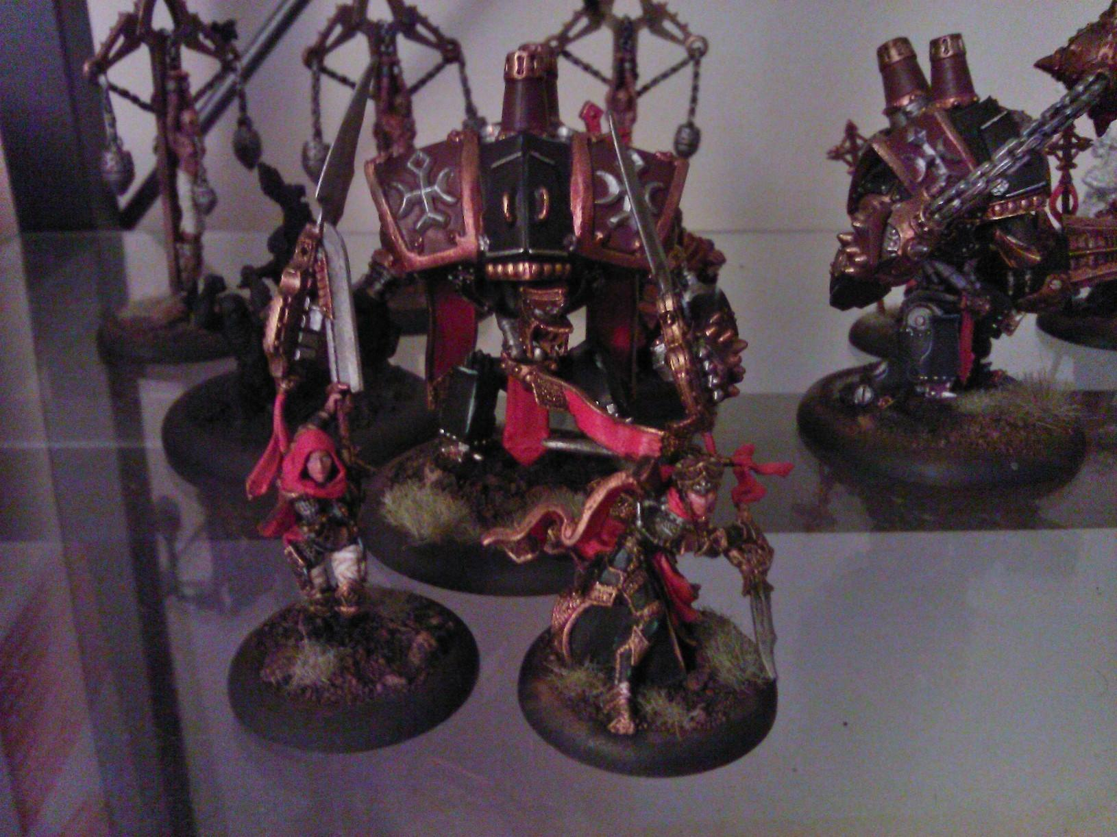 Blood Of Martyrs, Nicia, Solo, Thyra, Warcaster, Warjack, Warmachine