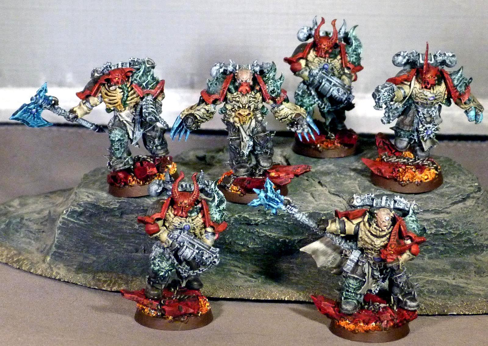 Chaos, Kirasu, Warhammer 40,000