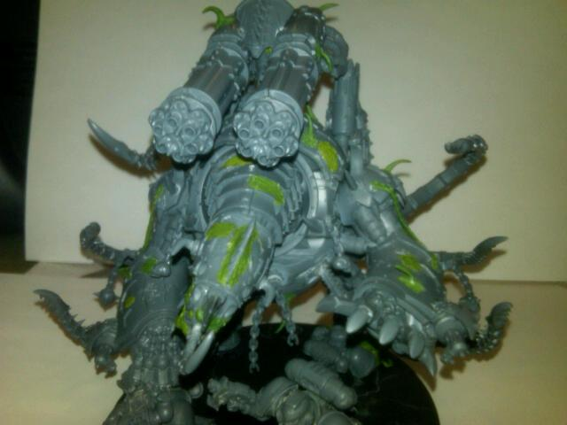 And a whole pic of the complete monster