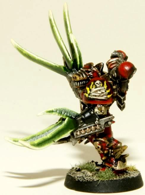 Chaos Space Marines, Chosen, Khorne, World Eaters