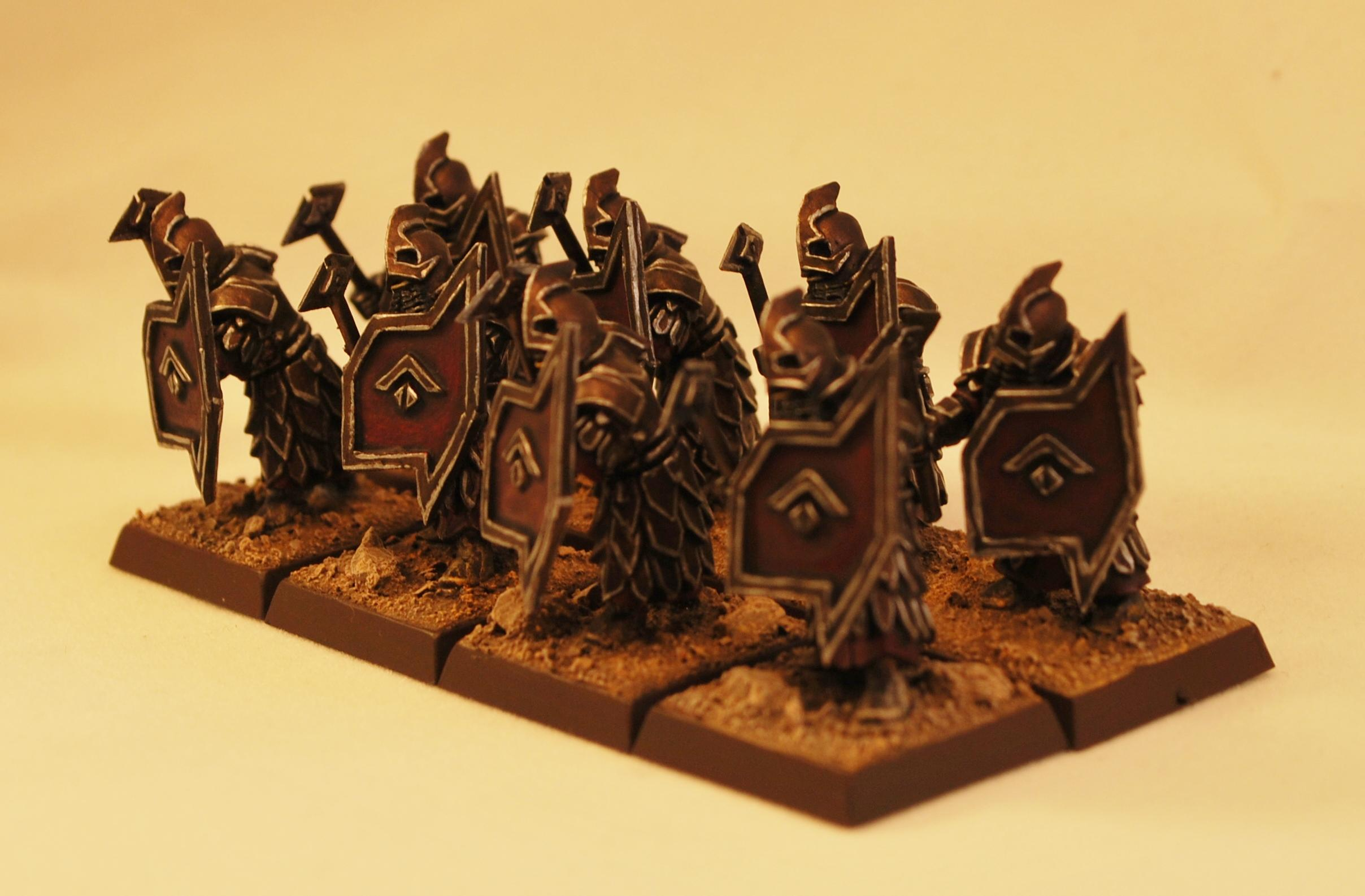 Chaos Dwarves, Fallen Dwarves, Lord Of The Rings