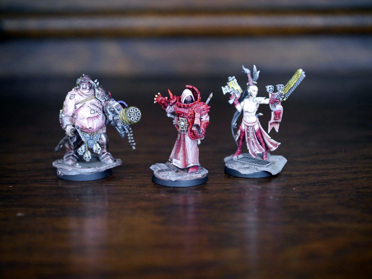 Henchmen, Inquisitor, Ogryns
