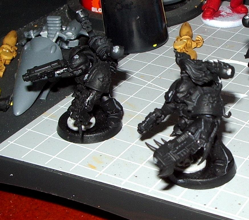 Black Legion, Chaos Space Marines