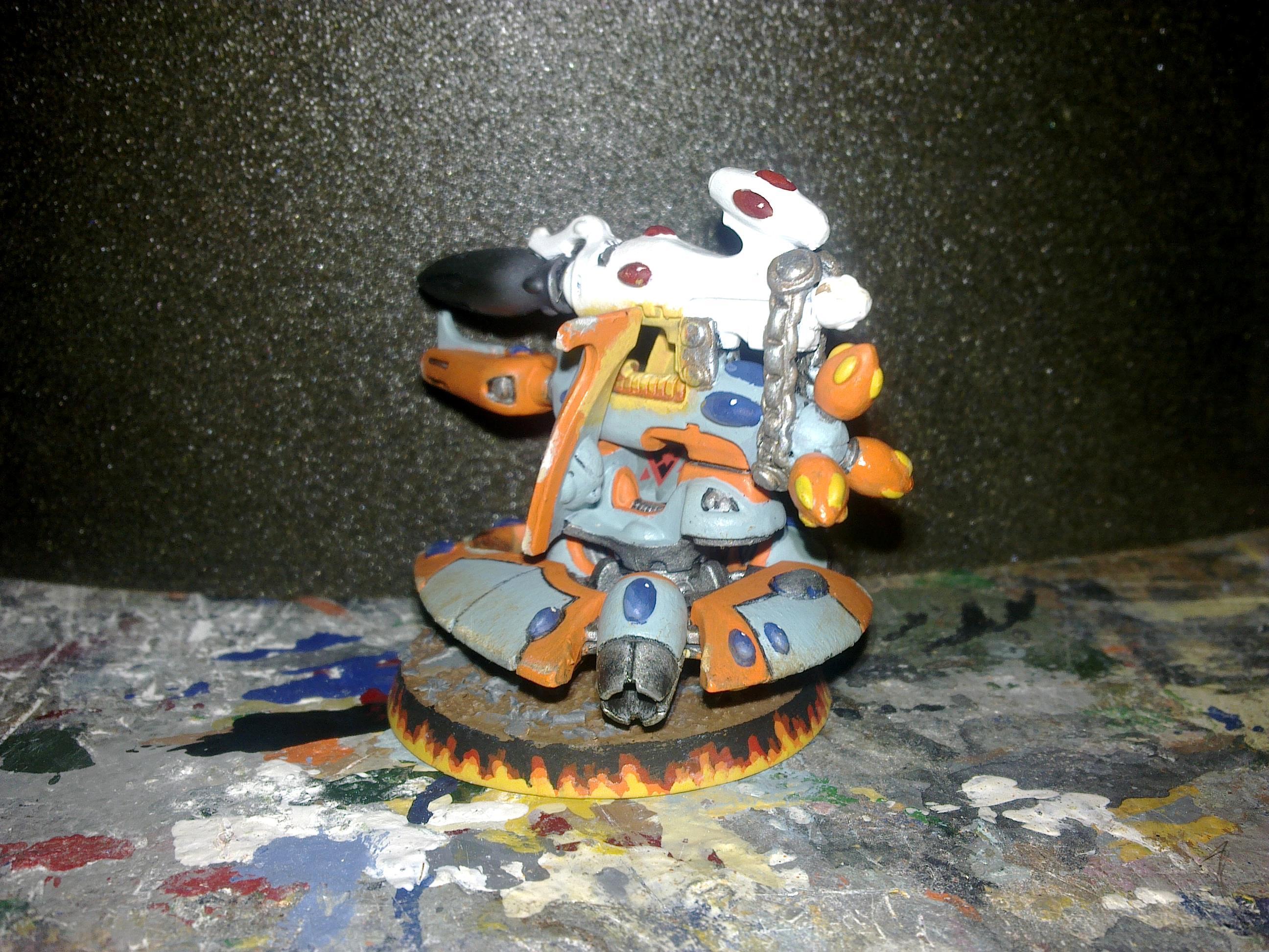 Eldar, Heavy Weapon Platform, Warhammer 40,000