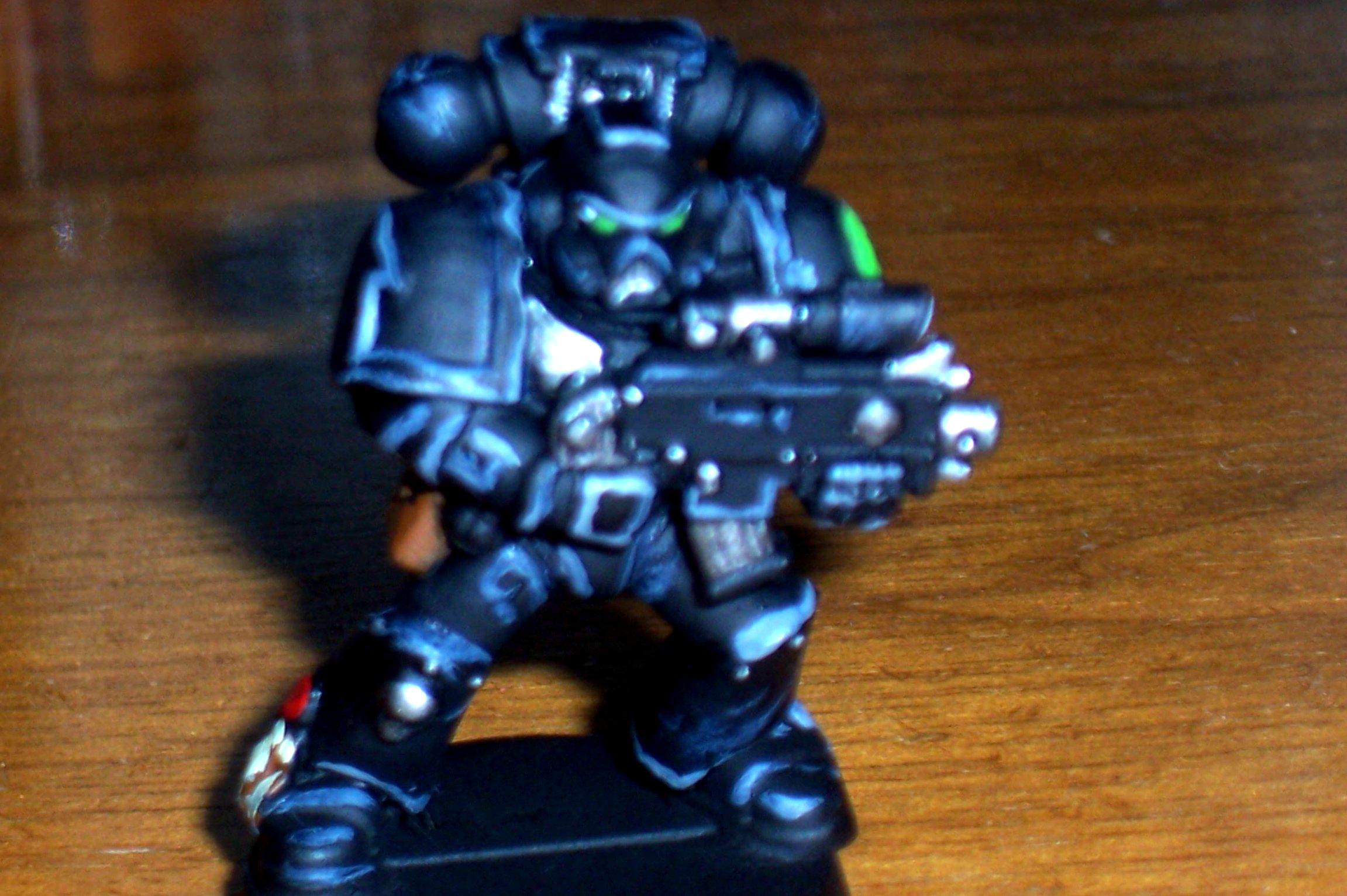 Panthers Claws, Space Marines