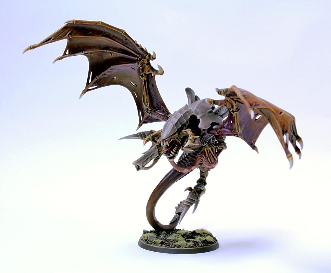 Conversion, Harpies, Harpy, Tyranids, Winged
