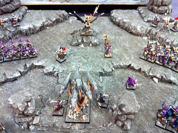 Dark Elves, Elves, Evil, Warhammer Fantasy
