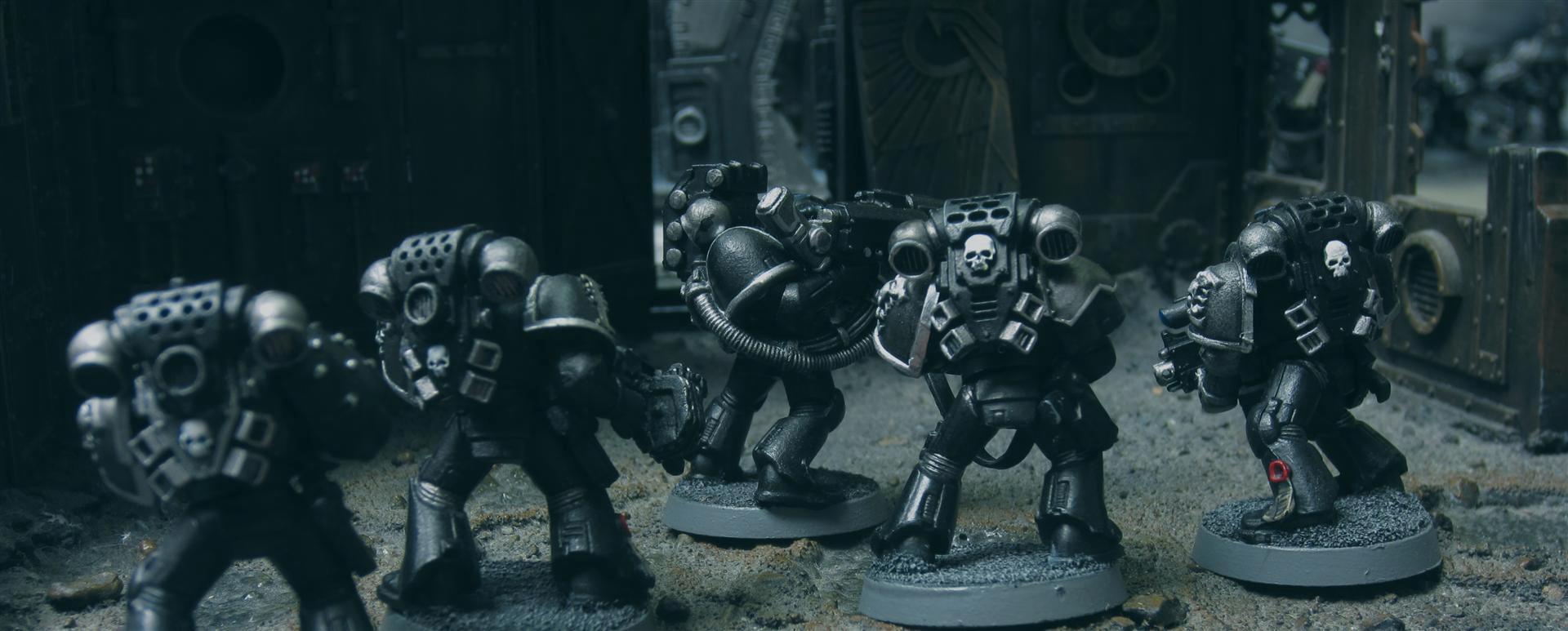 Alien Hunter, Alien Hunters, Black Shields, Blackshields, Death Watch, Deathwatch, Inquisition, Inquisitor, Kill Team, Killteam, Lascannon, Ordos, Ordos Xenos, Space Marines, Warhammer 40,000