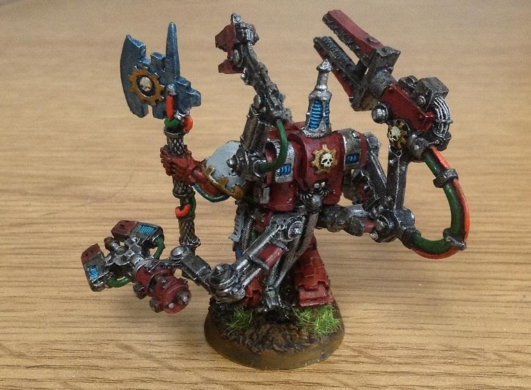 Tech Marine, Techmarines