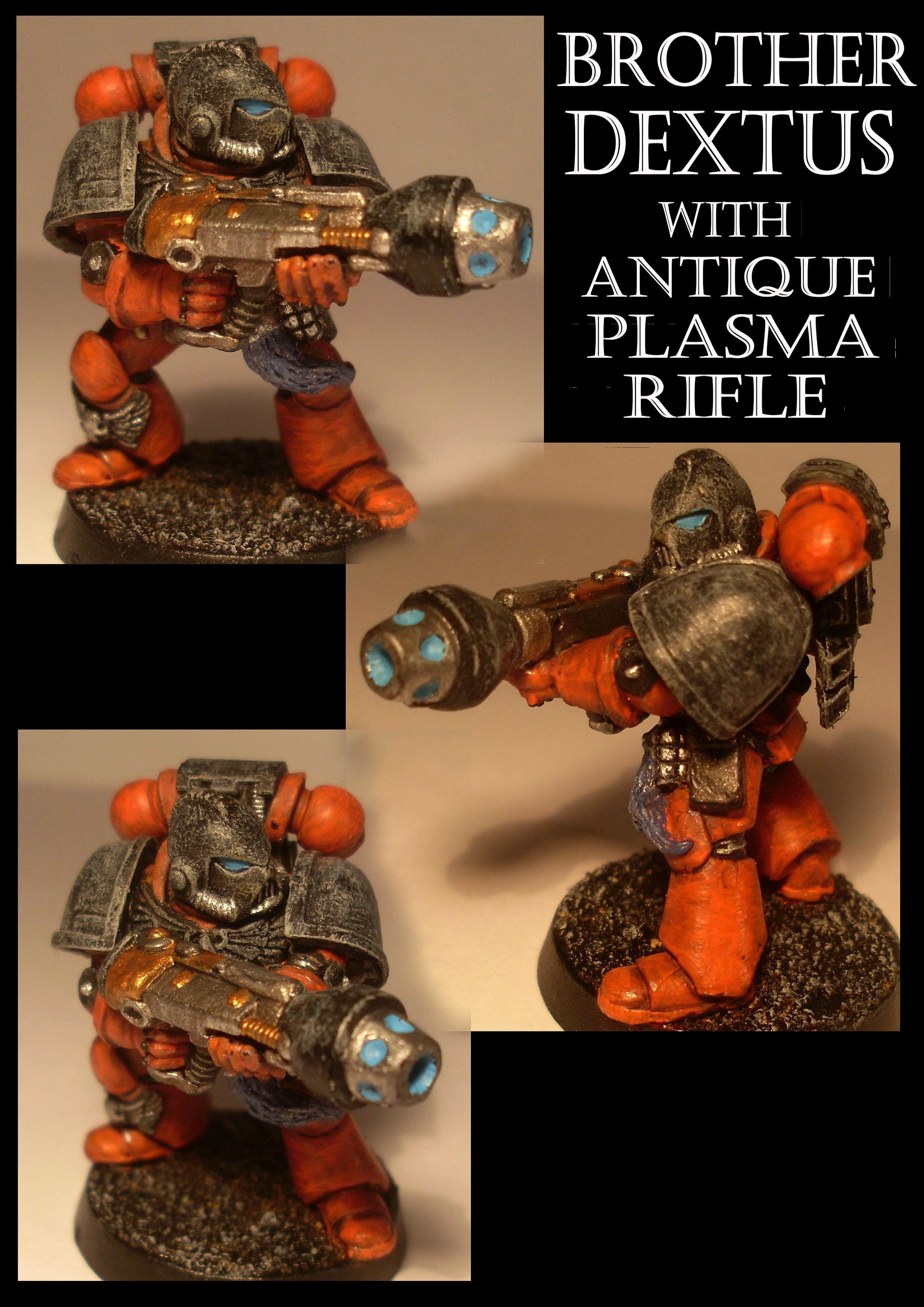 Astartes, Plasma, Space Crusade, Space Marines