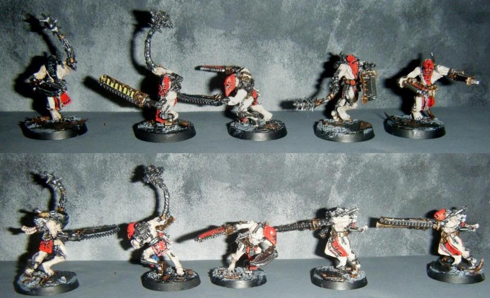 Chaos, Cultists, Khorne, Smc, Space Marines, World Eaters