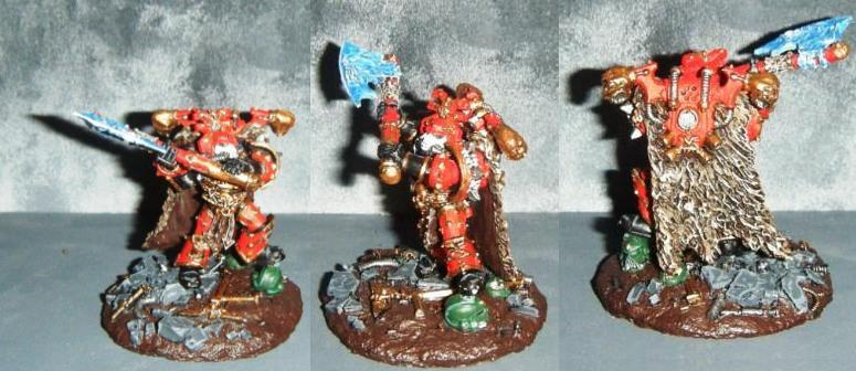 Arme Démon, Chaos, Daemon Weapon, Khorne, Lord, Seigneur, Smc, Space Marines, World Eaters