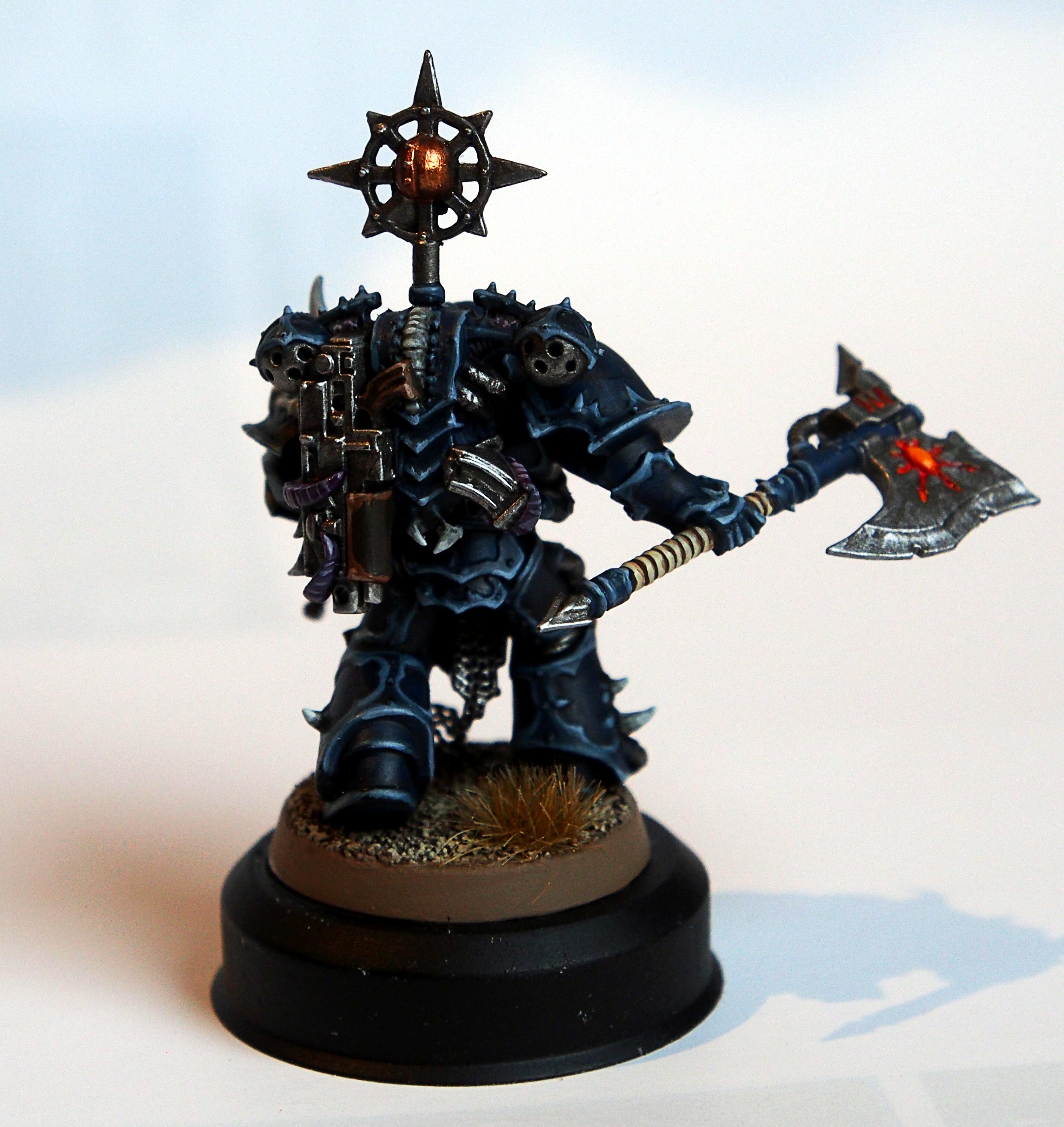 Blue, Chaos Space Marines, Chosen, Layers