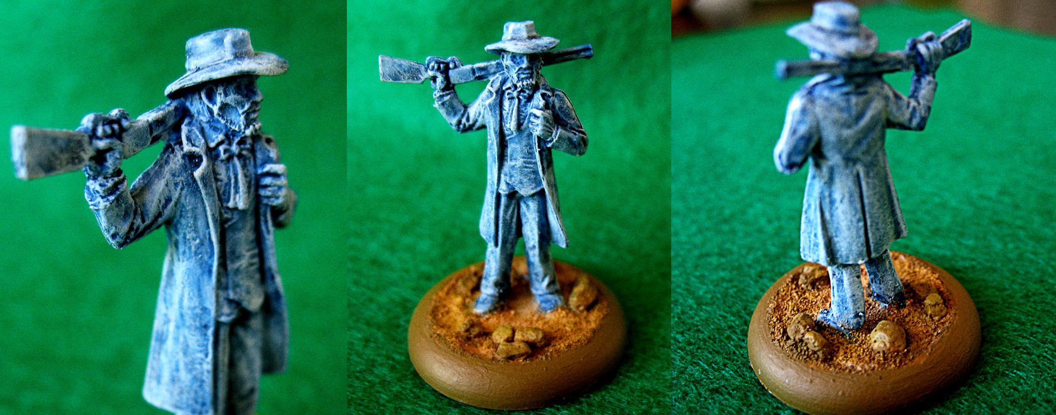Deadlands, Doomtown, Reaper, Savage Worlds, The Ghost, Weird West