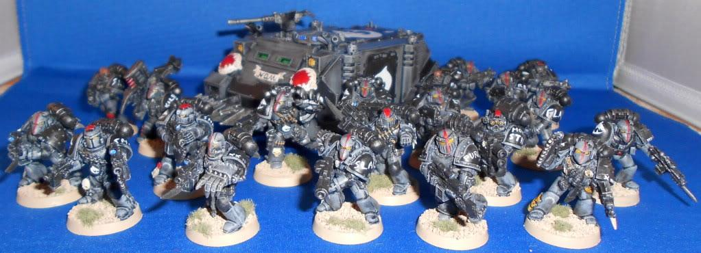 Space Marines, Space Sharks
