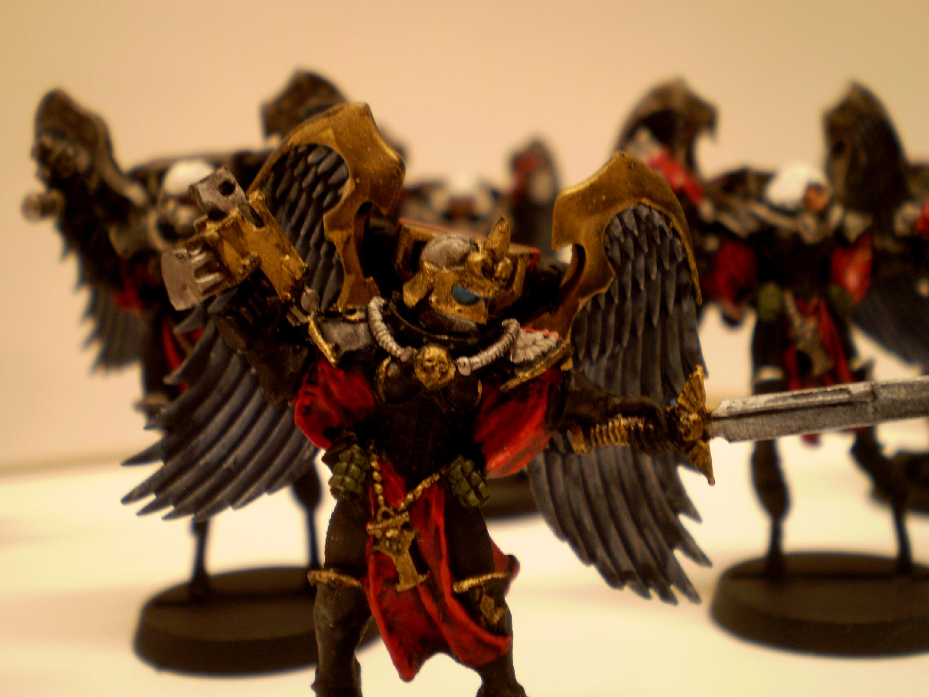 Conversion, Seraphim, Sisters Of Battle