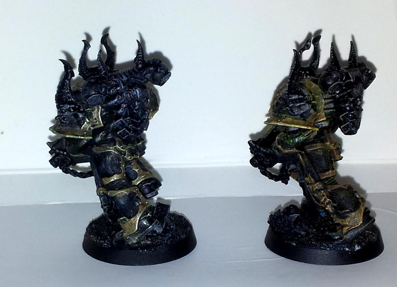 Black Legion, Chaos Space Marines, Chosen