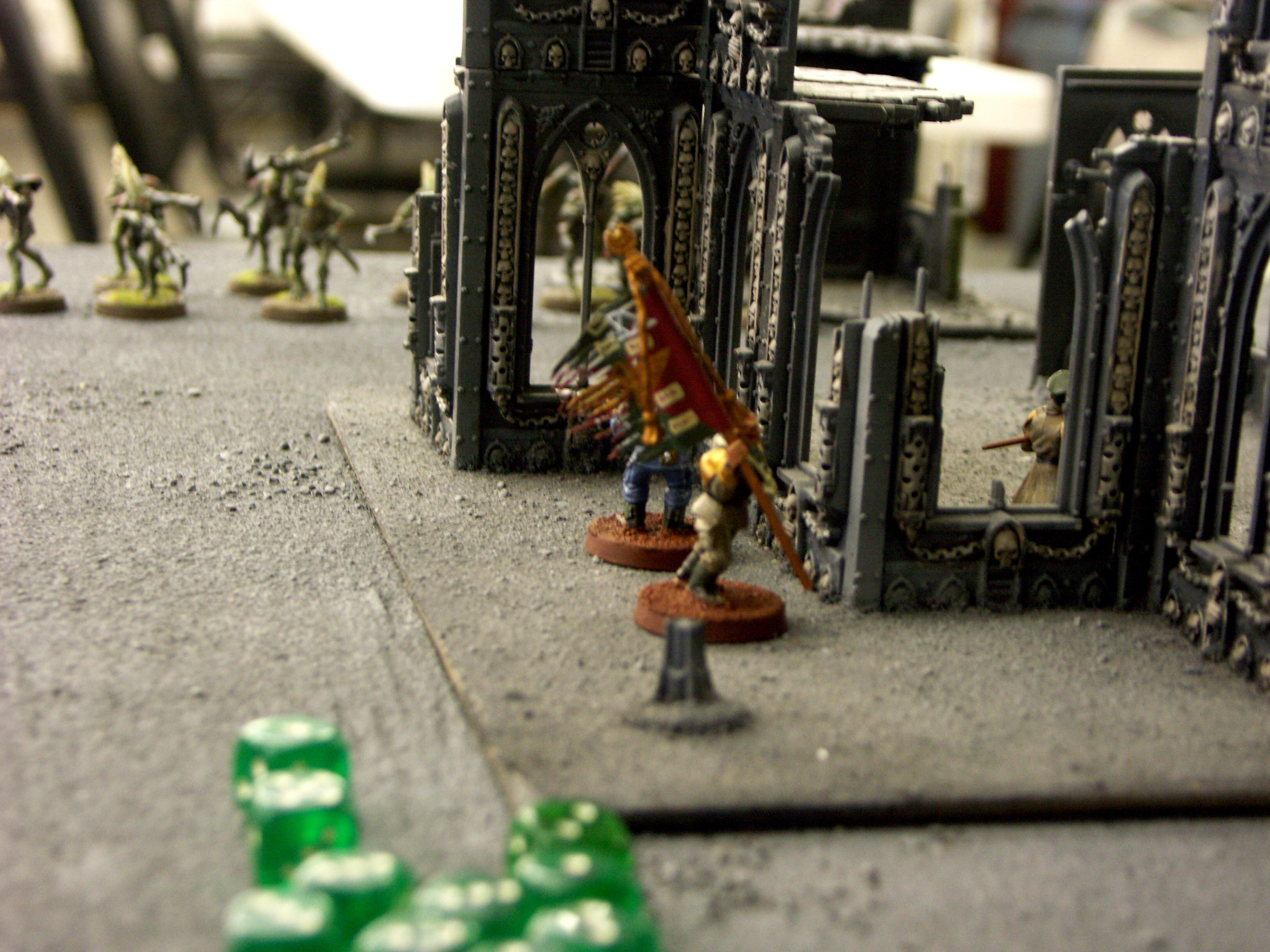 Battle Report, Campaign, Cities Of Death, Eldar, Guard, Imperial, Tau