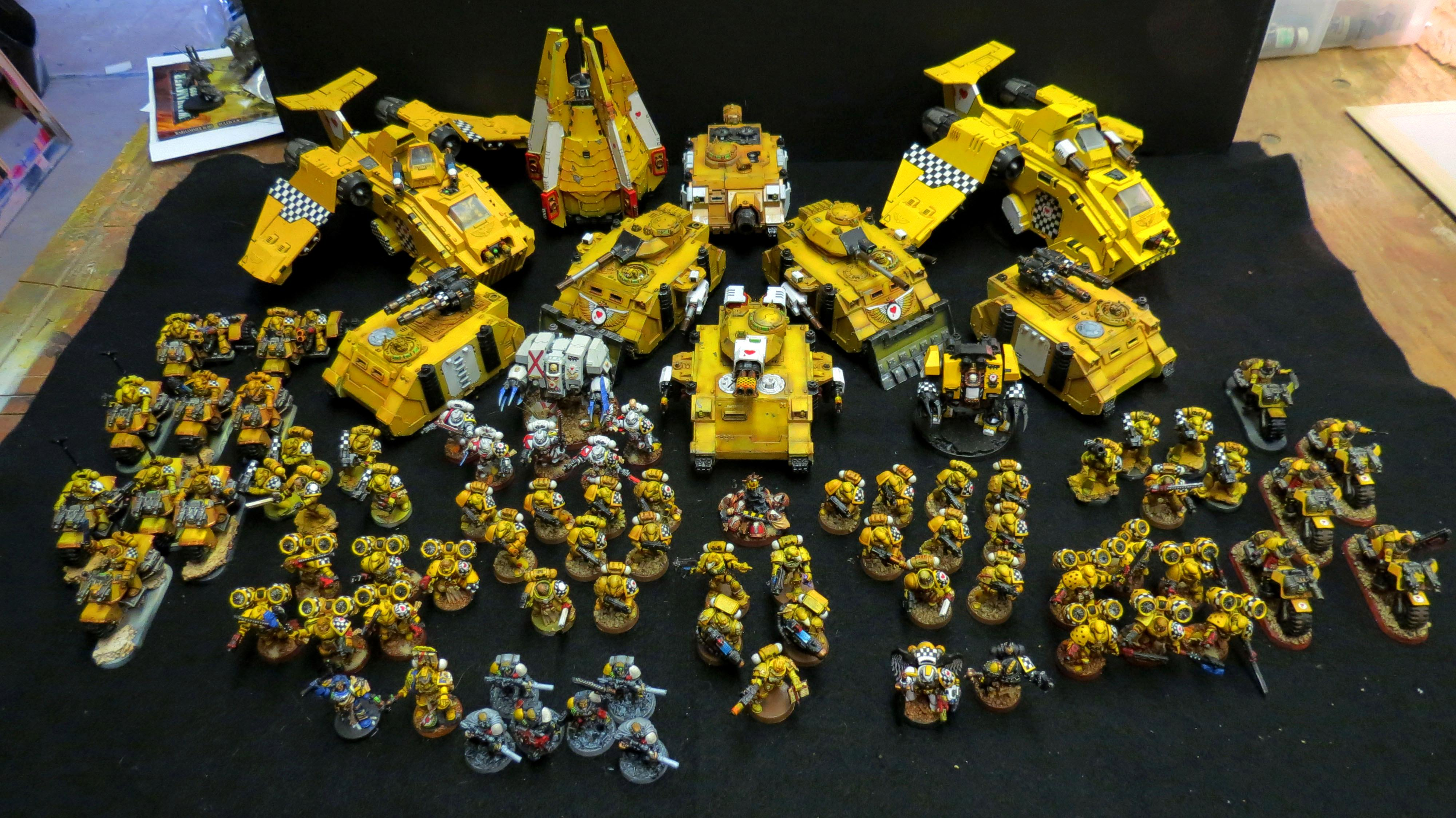 Army, Lamenters, Space Marines, Warhammer 40,000