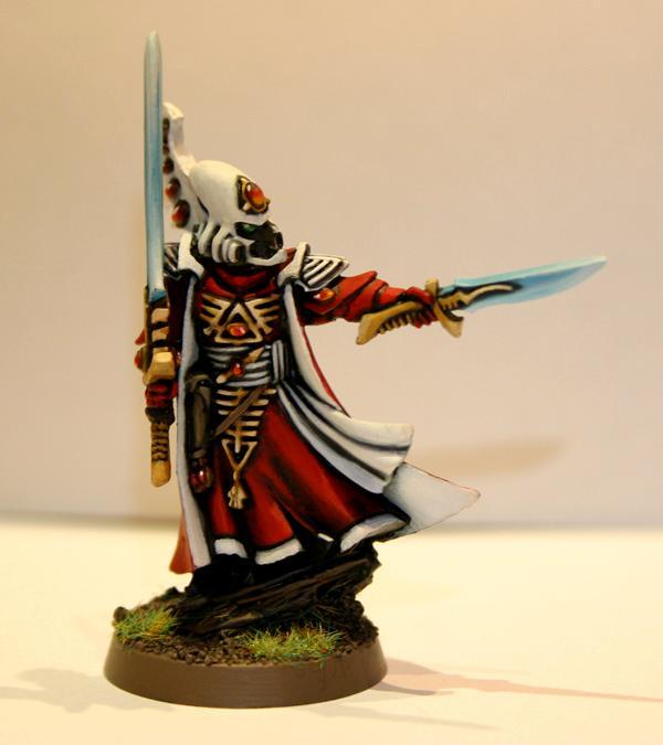 Eldar, Farseer, Saim-hann, Warhammer 40,000