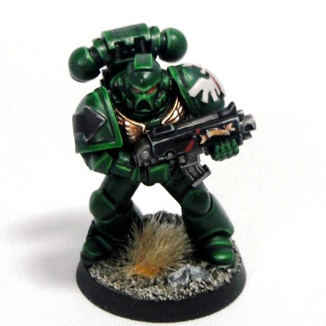 Astartes, Dark Angels, Dark Vengeance, Space Marines, Tactical Squad