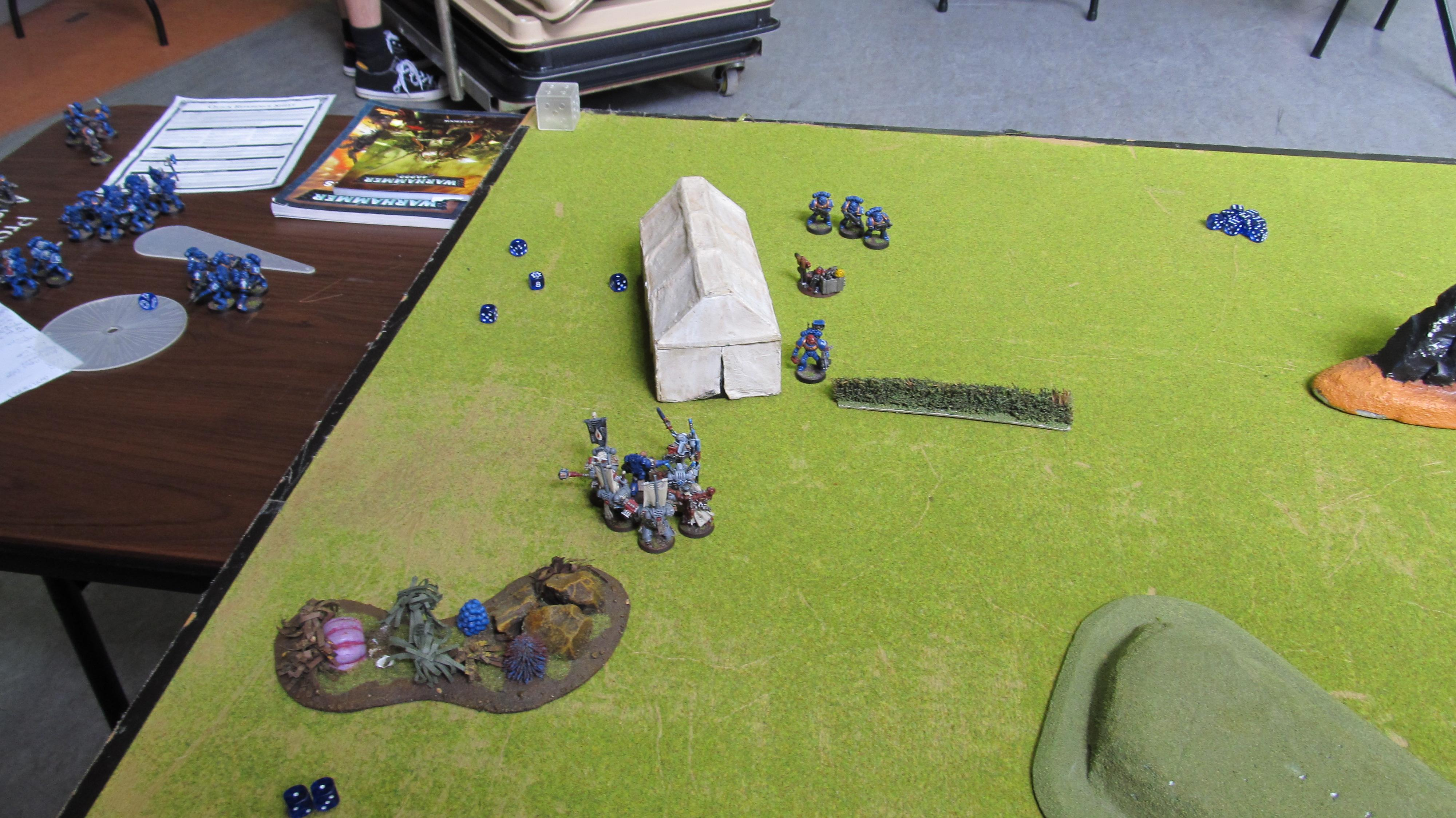 End of Turn 4