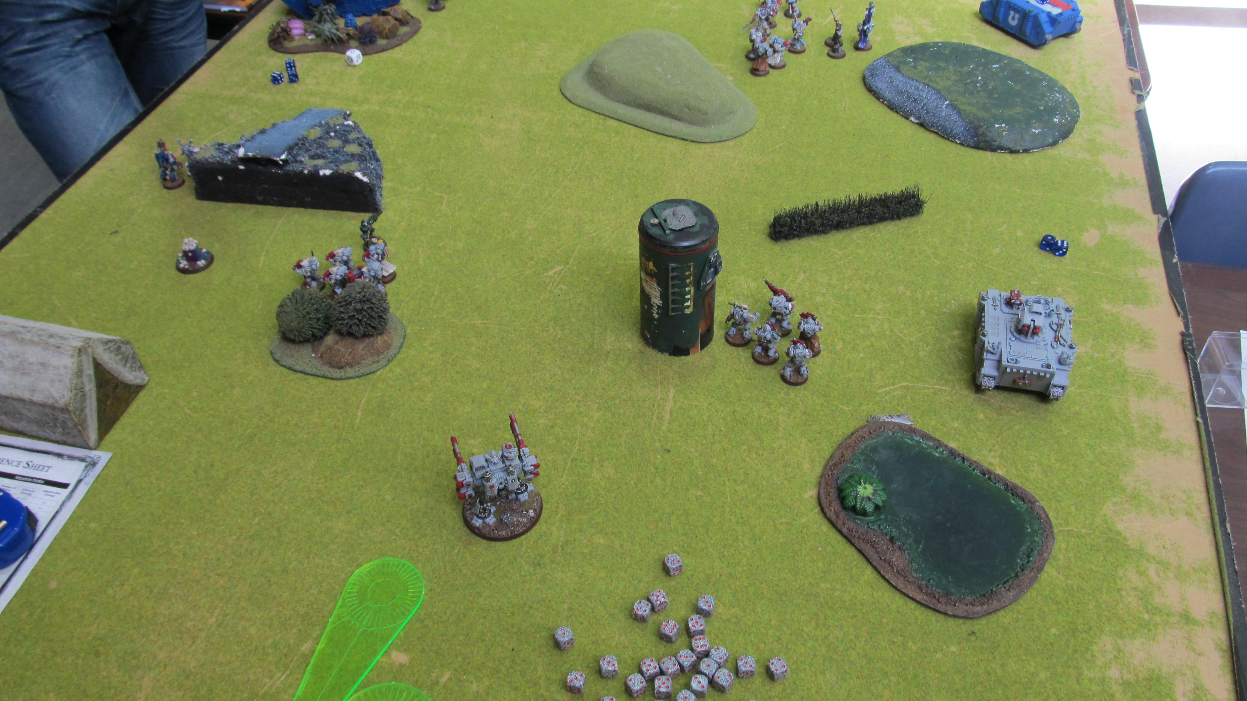 End of Turn 6