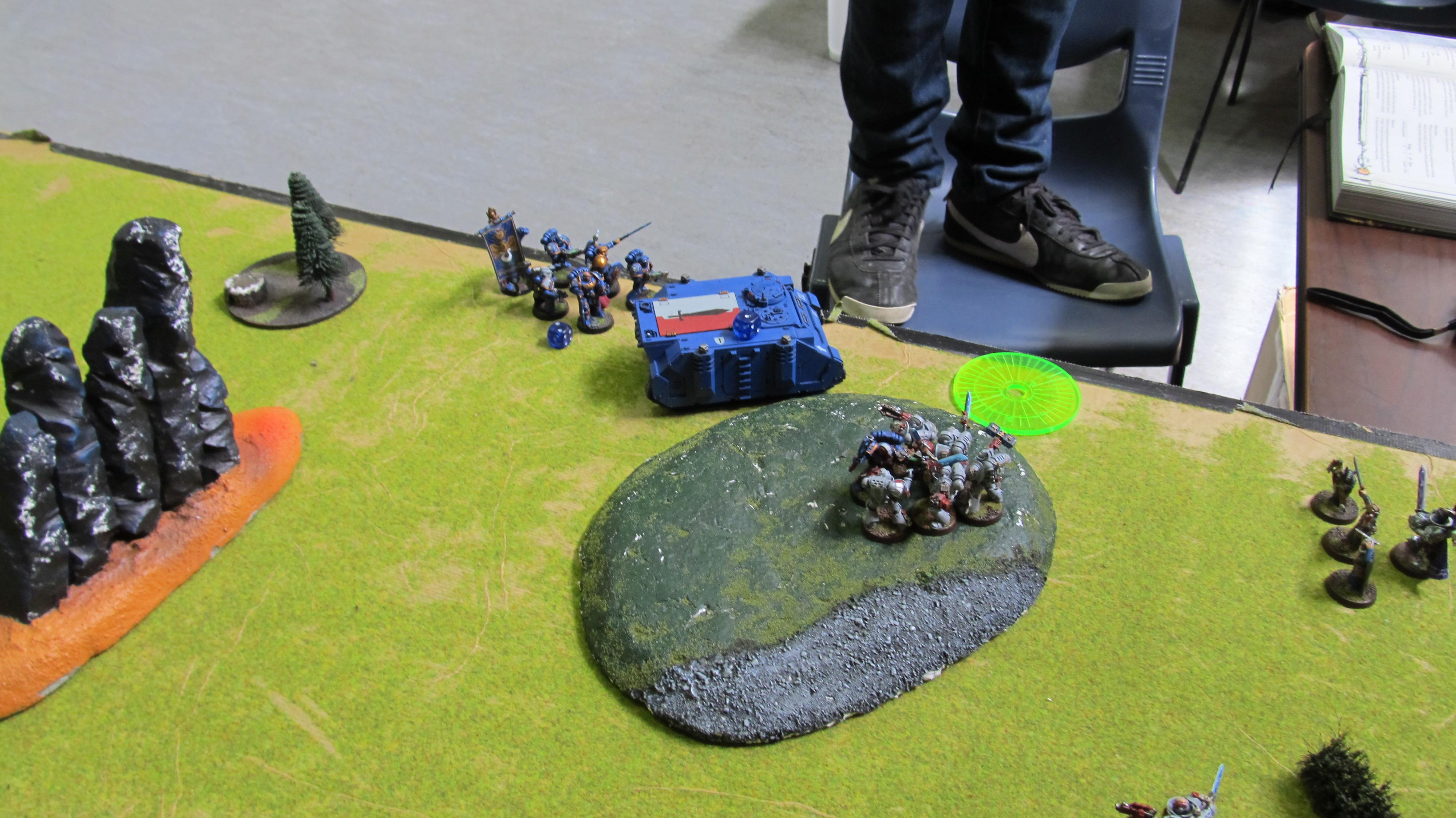 End of Turn 3