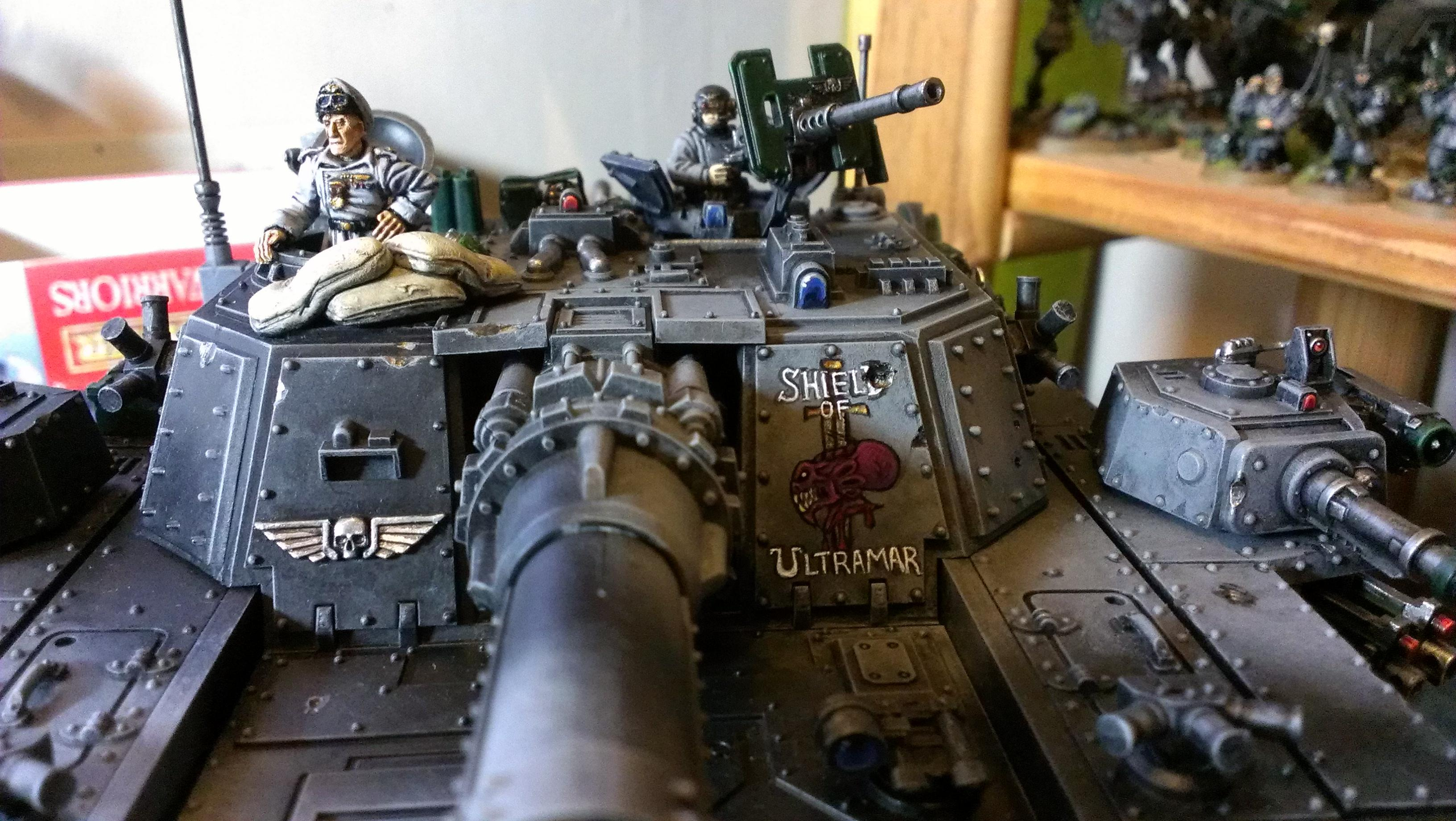 Imperial Guard, Pdf, Shadowsword, Work In Progress