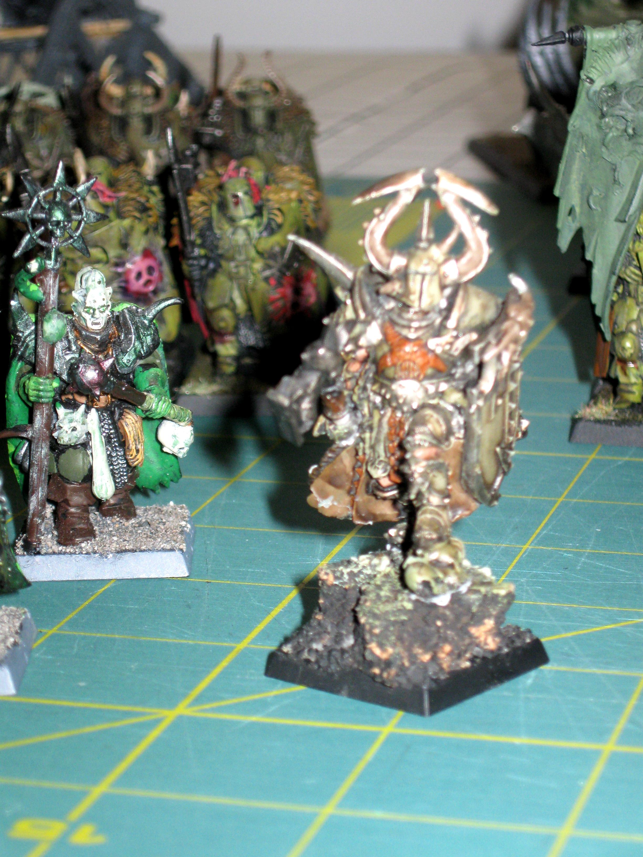 Army, Battle, Chaos, Hammer, Harry, Host, Lord, Nurgle, Of, Tarnished, The, Warhammer Fantasy, Warriors, Woc