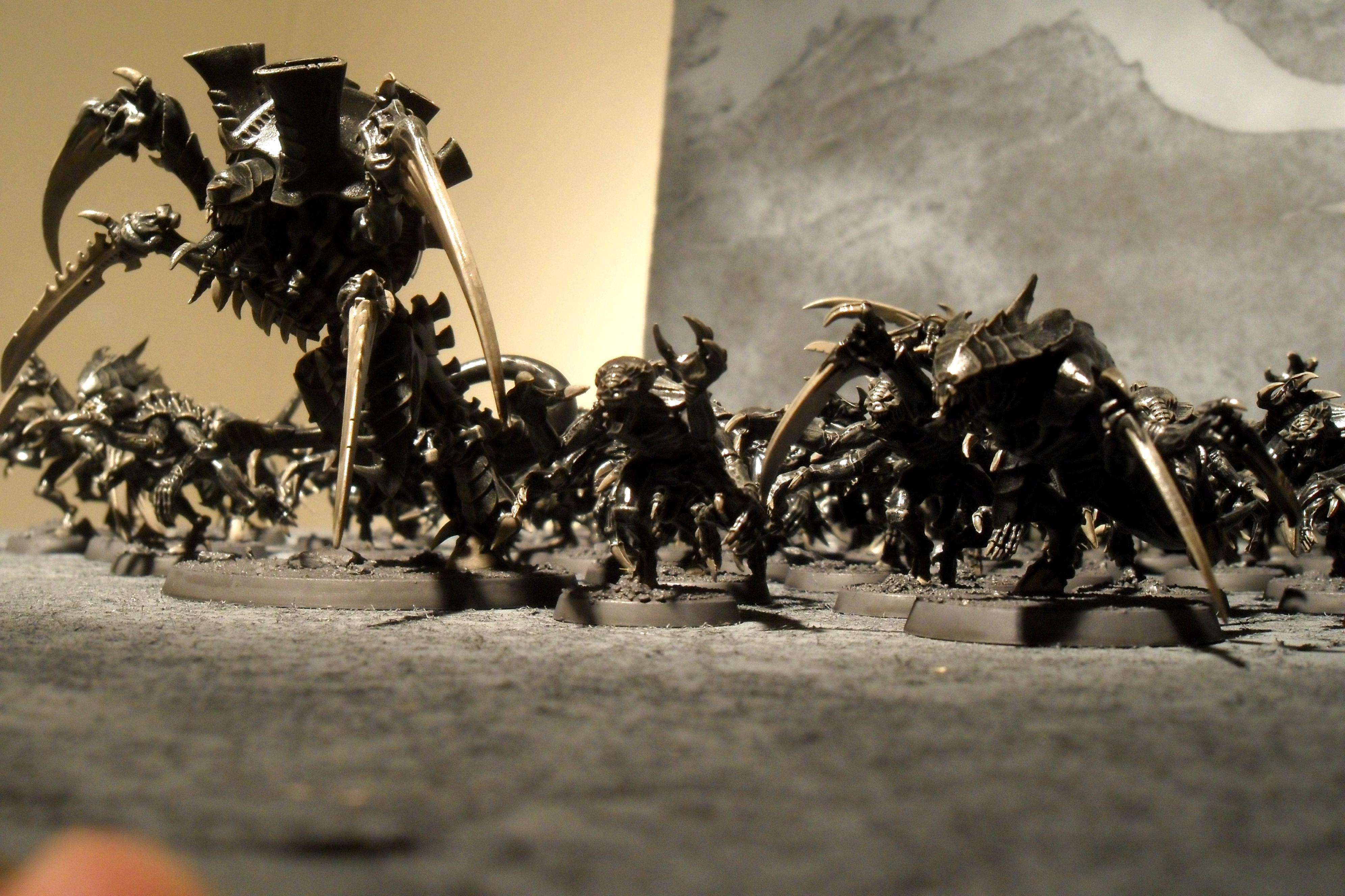 Genestealer, Swarm, Tyranids, Warhammer 40,000